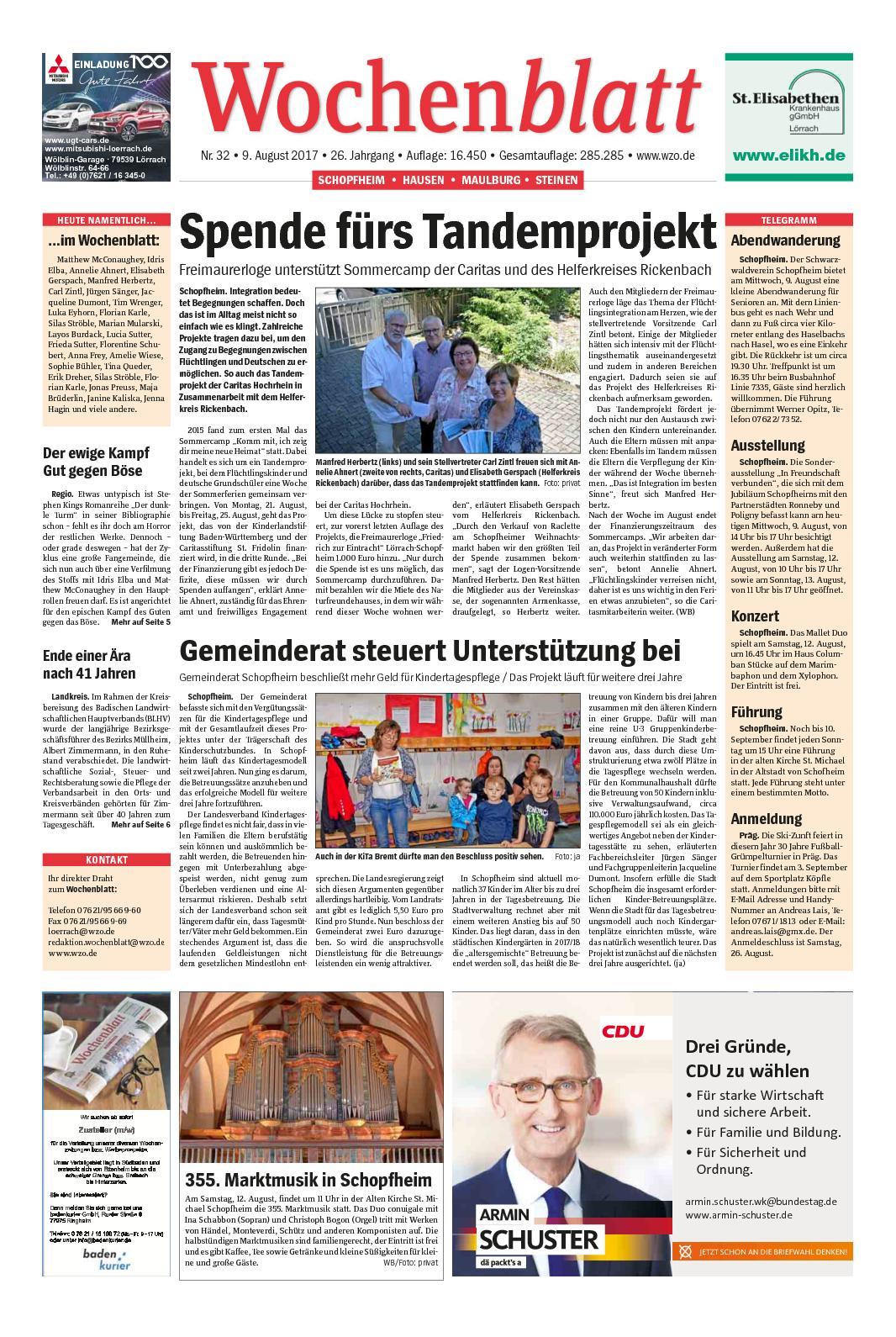 diabeteszentrum schopfheim tierheim