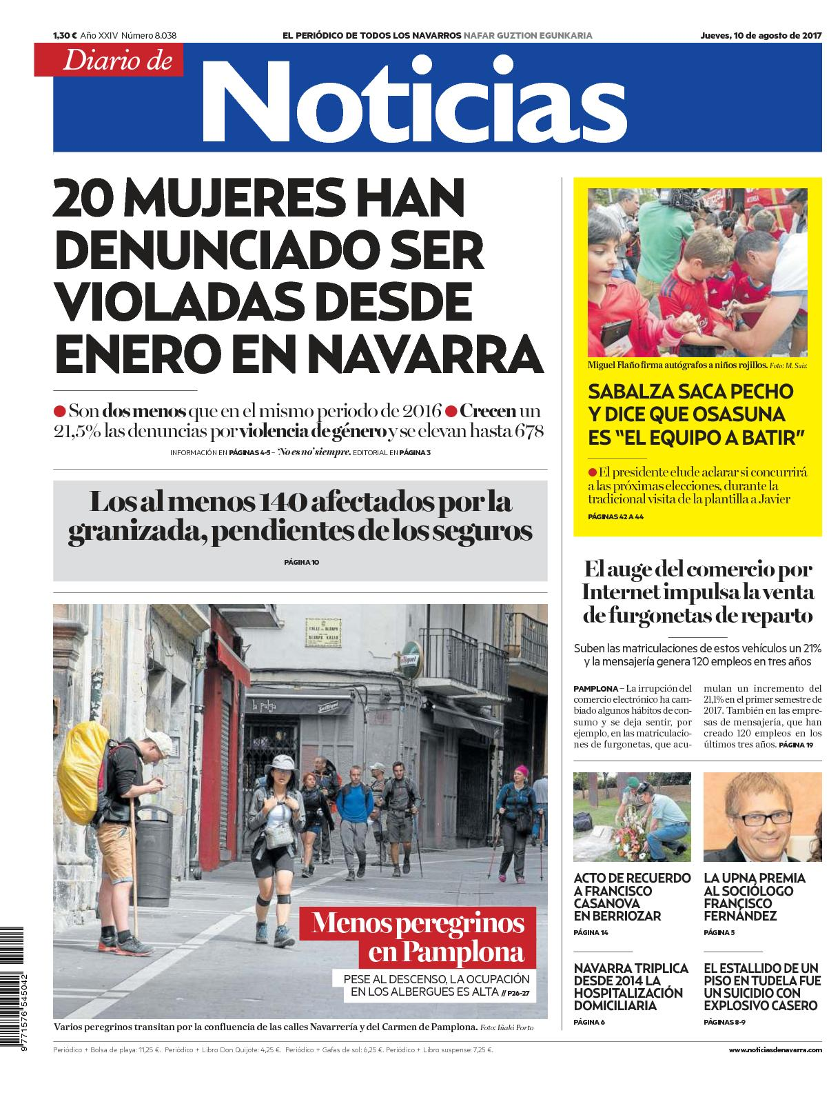 Calaméo Diario De Noticias 20170810
