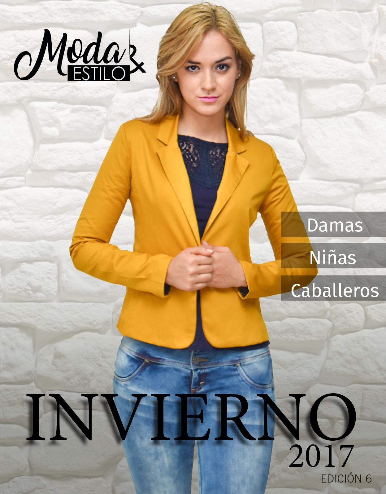 Catalogo 2017 Invierno