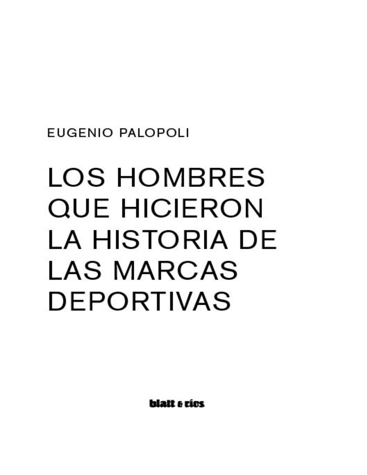 online store 36e40 68d69 Calaméo - Historia de algunas marcas deportivas.