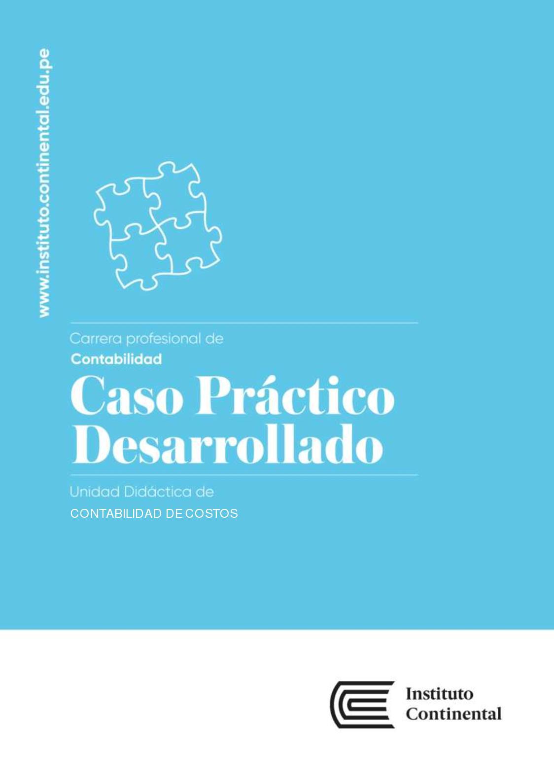 CONT 2017 Contabilidad De Costos CD 2