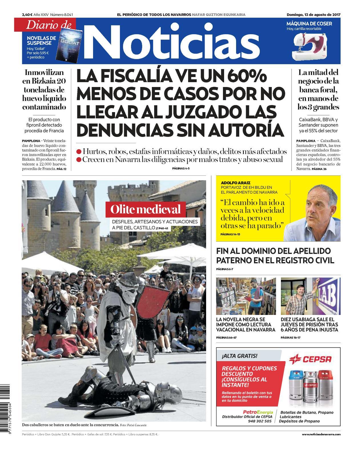 Andrea Garcia Xtremo calaméo - diario de noticias 20170813
