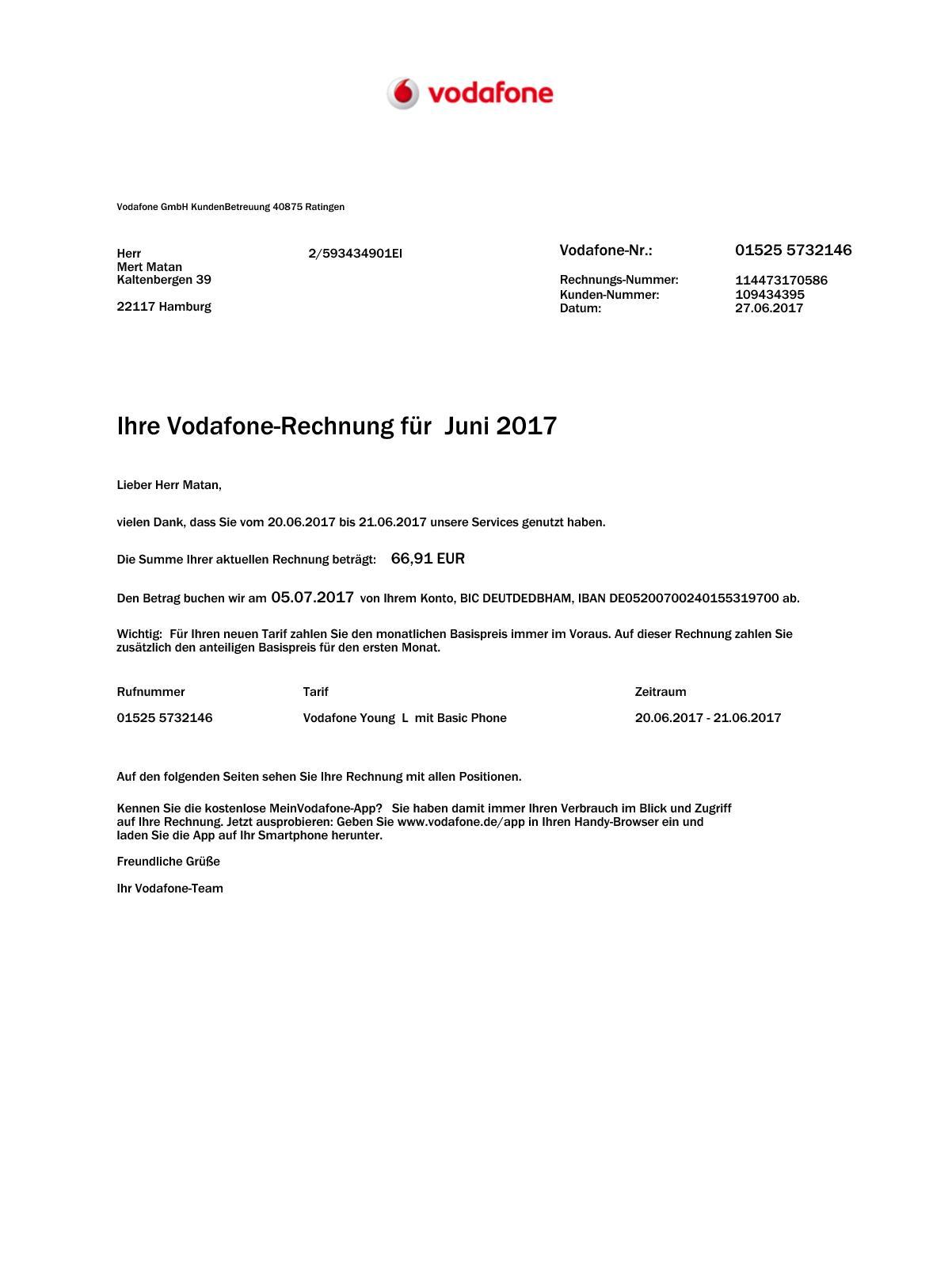 Bahncard Rechnung Per Email
