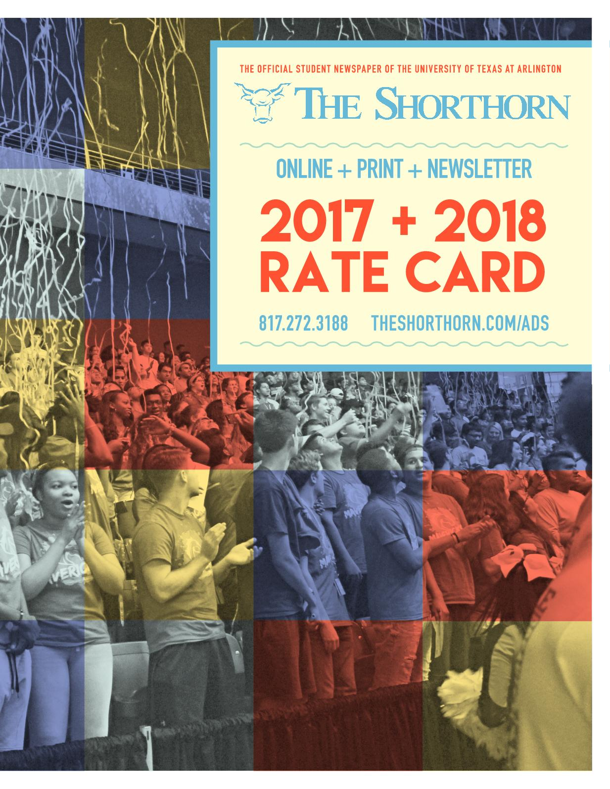Calaméo - Shorthorn 2017-18 Rate Card
