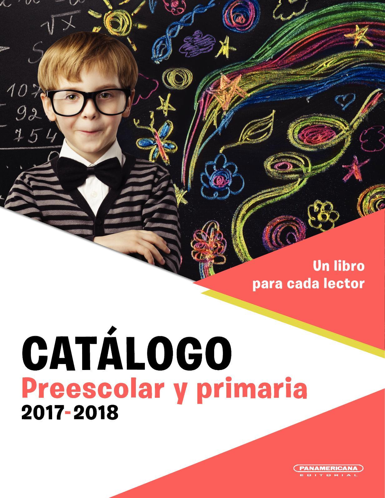 Calaméo Catalogo Panamericana Plan Lector Primaria 2017 2018