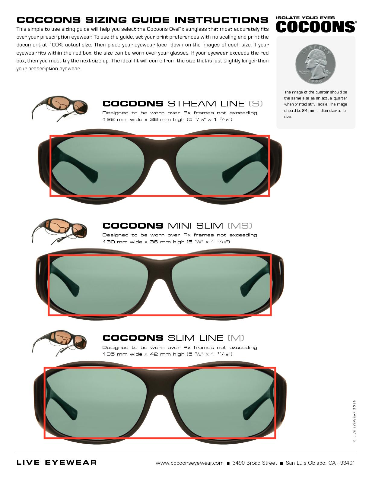 2688ffaf1c Calaméo - GUIDE  Choosing the Right Shape and Size of Fitover Sunglasses