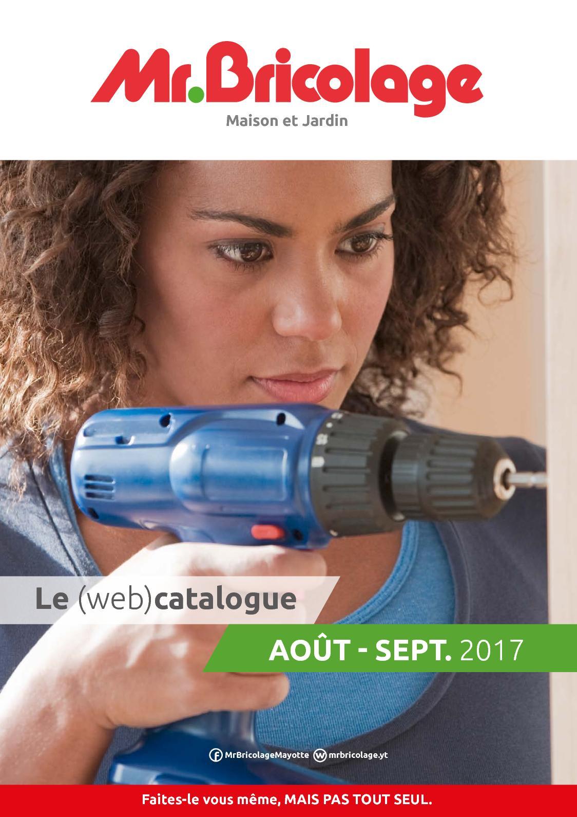 Septembre Bricolage Calaméo Août Mr Rentrée Catalogue 2017 QoxWdBerCE