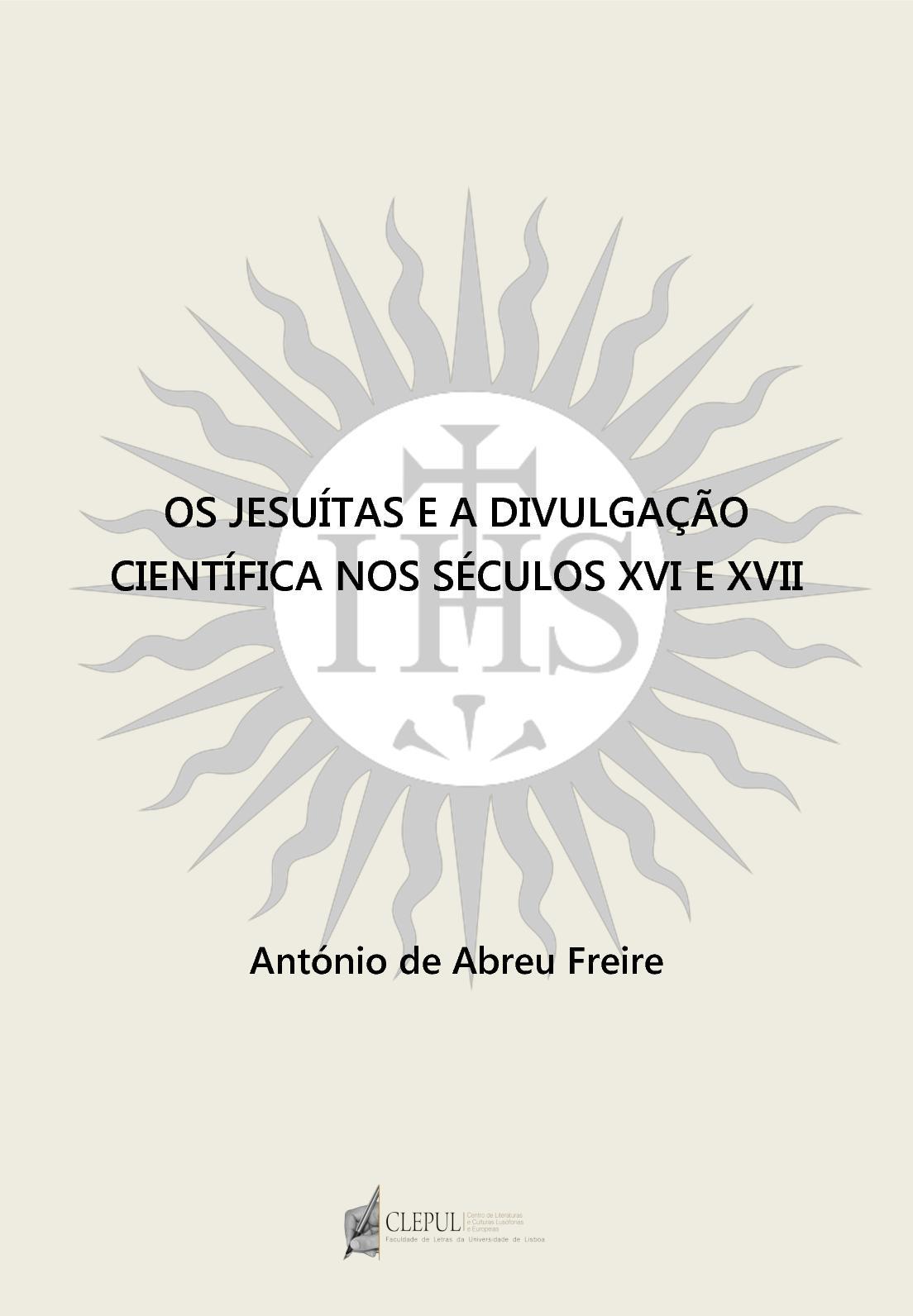 Calaméo Os Jesuítas E A Divulgação Científica Nos Séculos