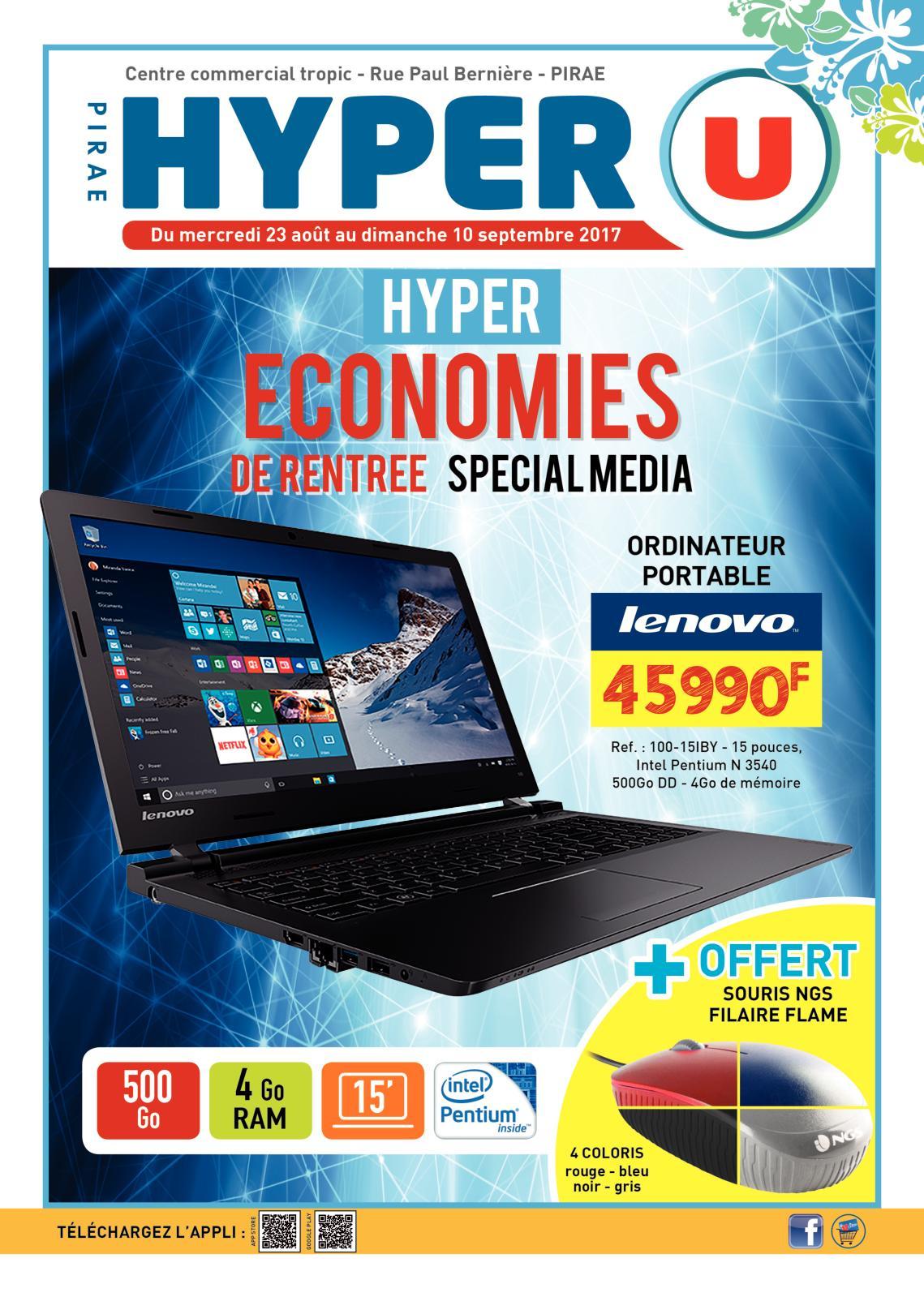 8addbf28a2 Calaméo - Catalogue Hyper U du 17/08/17