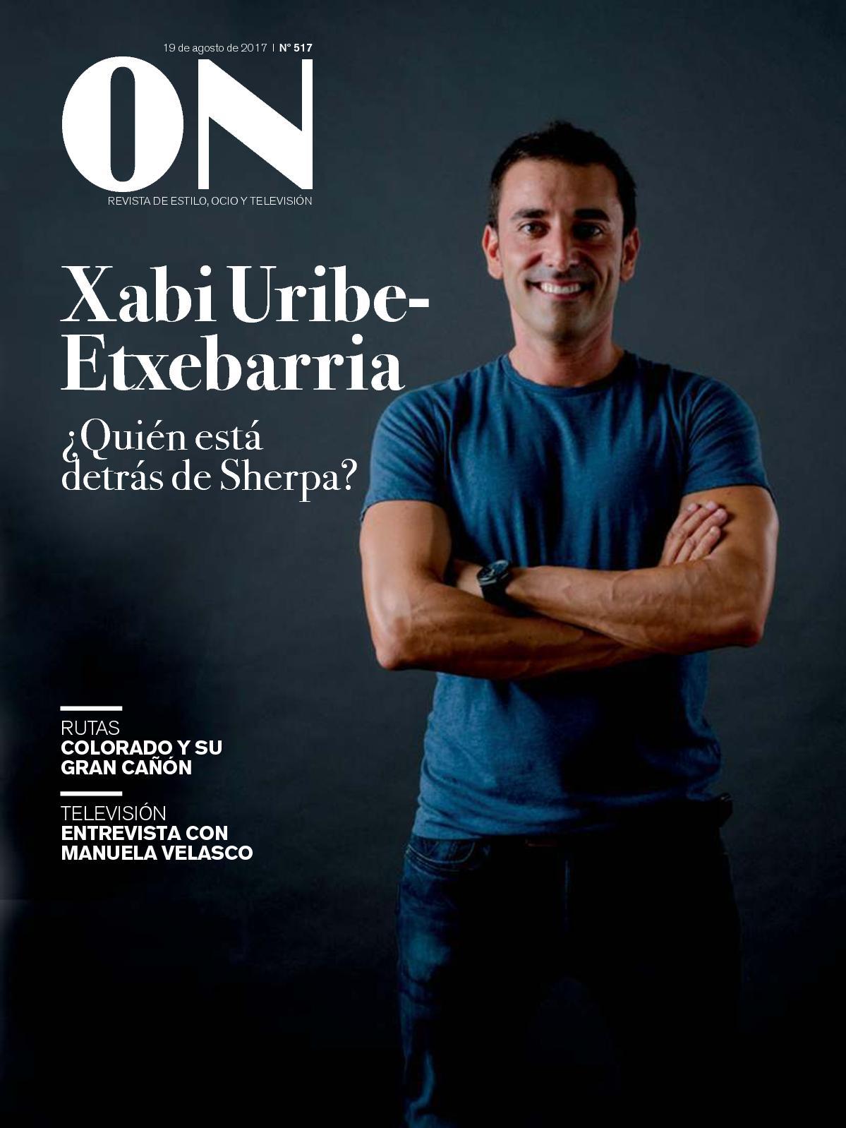 bbb78c0fe1fc Calaméo - ON Revista de Ocio y Estilo 20170819