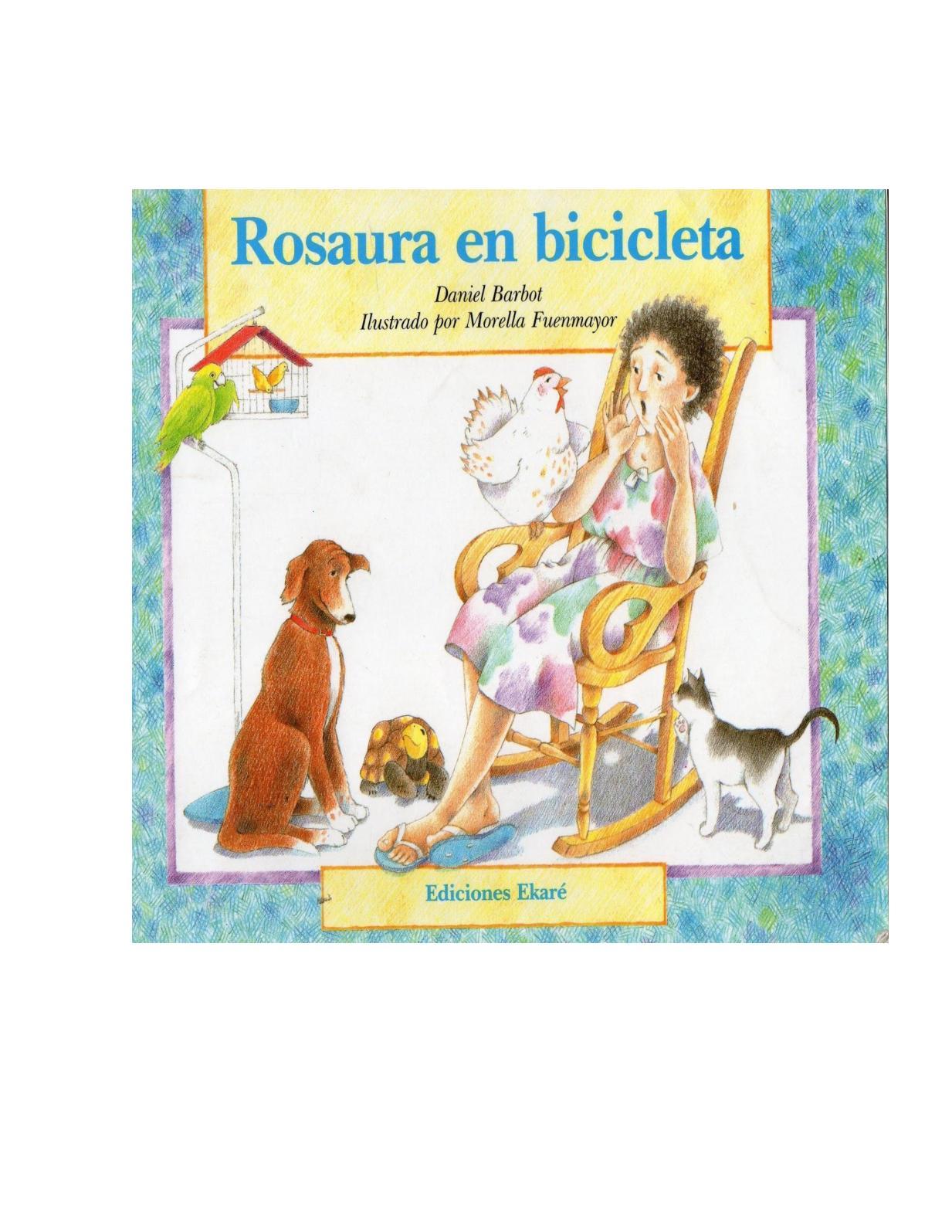 ROSAURA EN BICICLETA PDF DOWNLOAD