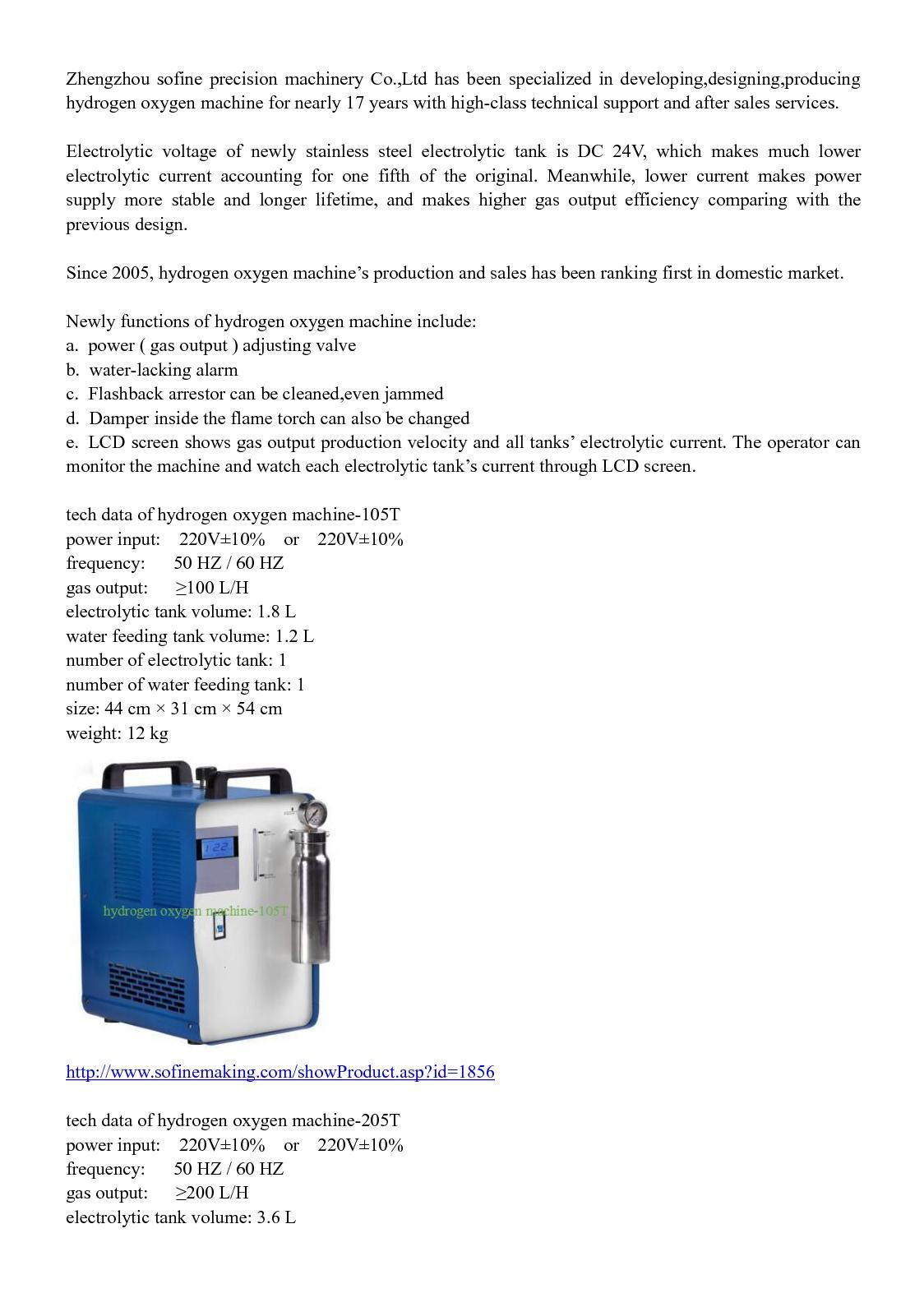 Calaméo - Hydrogen Oxygen Machine (105t 605t)