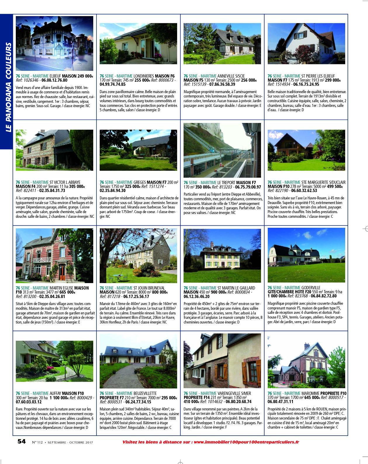 Maison Avec Travaux 77 l'immobilier 100% entre particuliers - appelimmo-n°112