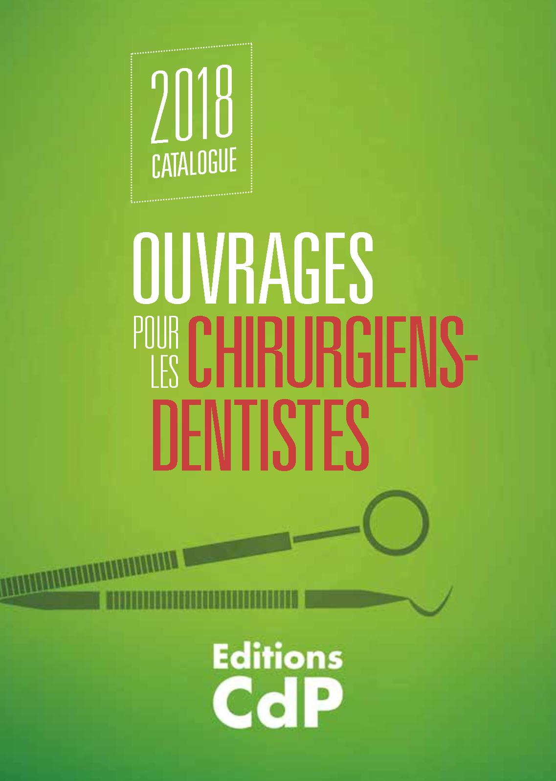 2afaaac16ce276 Calaméo - Catalogue Editions CdP 2018
