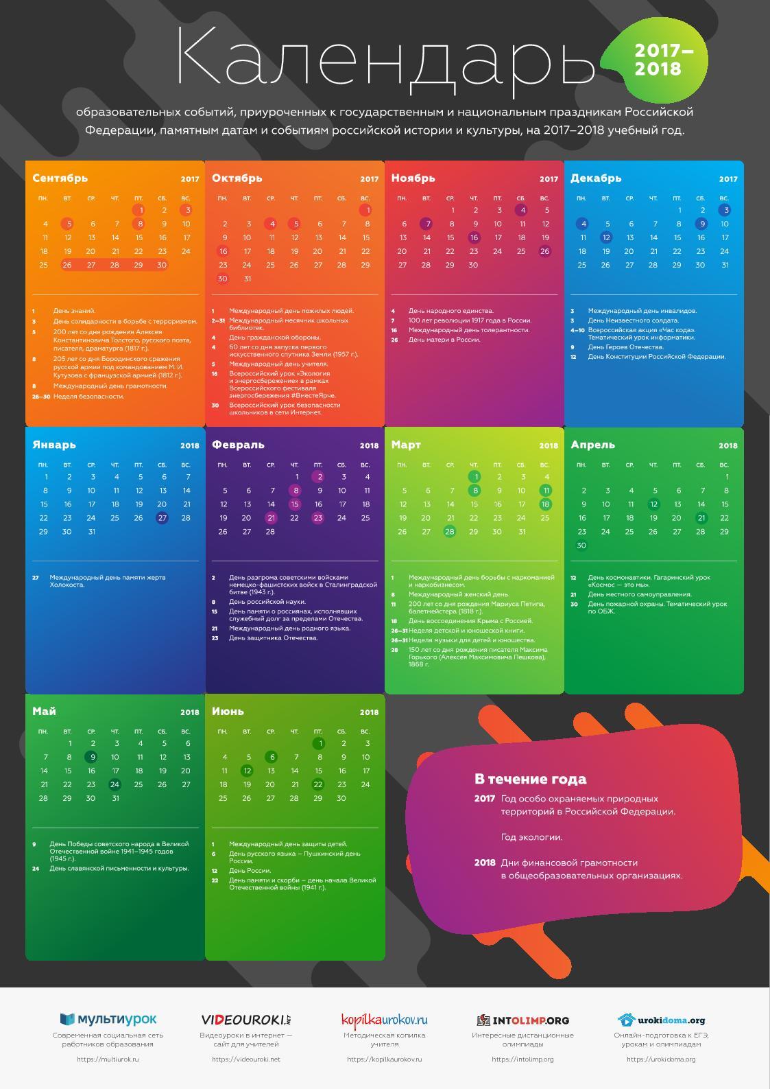 Календарь из смешариков динопарке