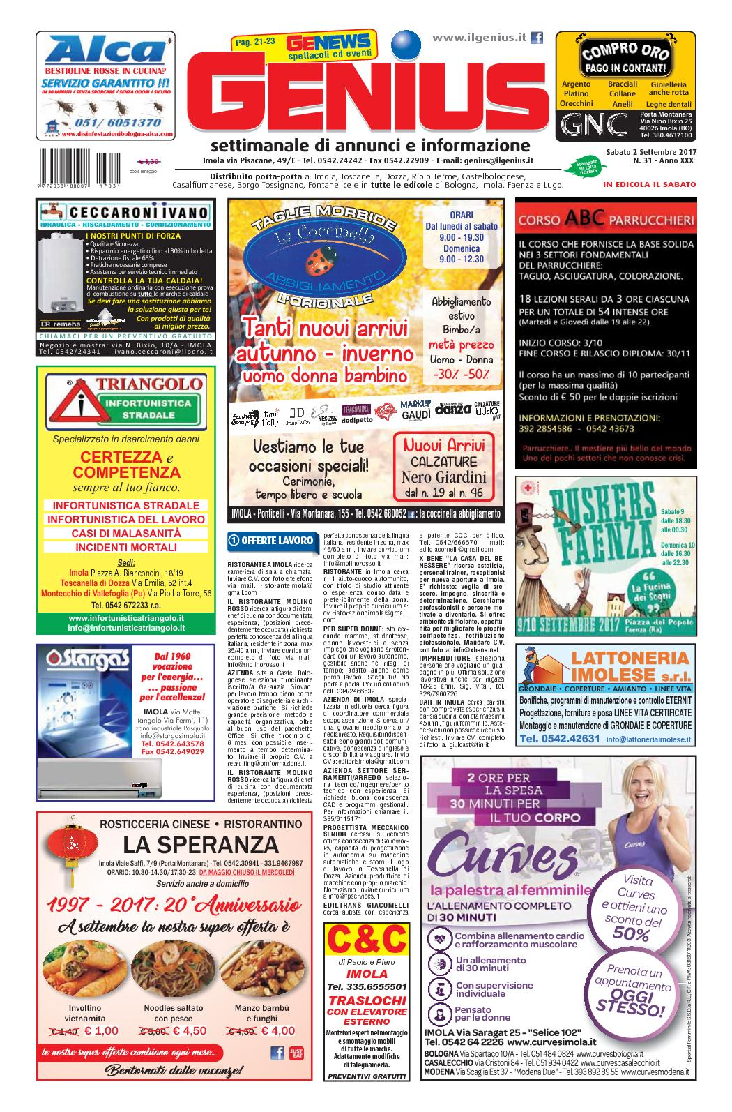 L Artigiano Del Lusso Bijoux calaméo - num 31 del 2 settembre 2017
