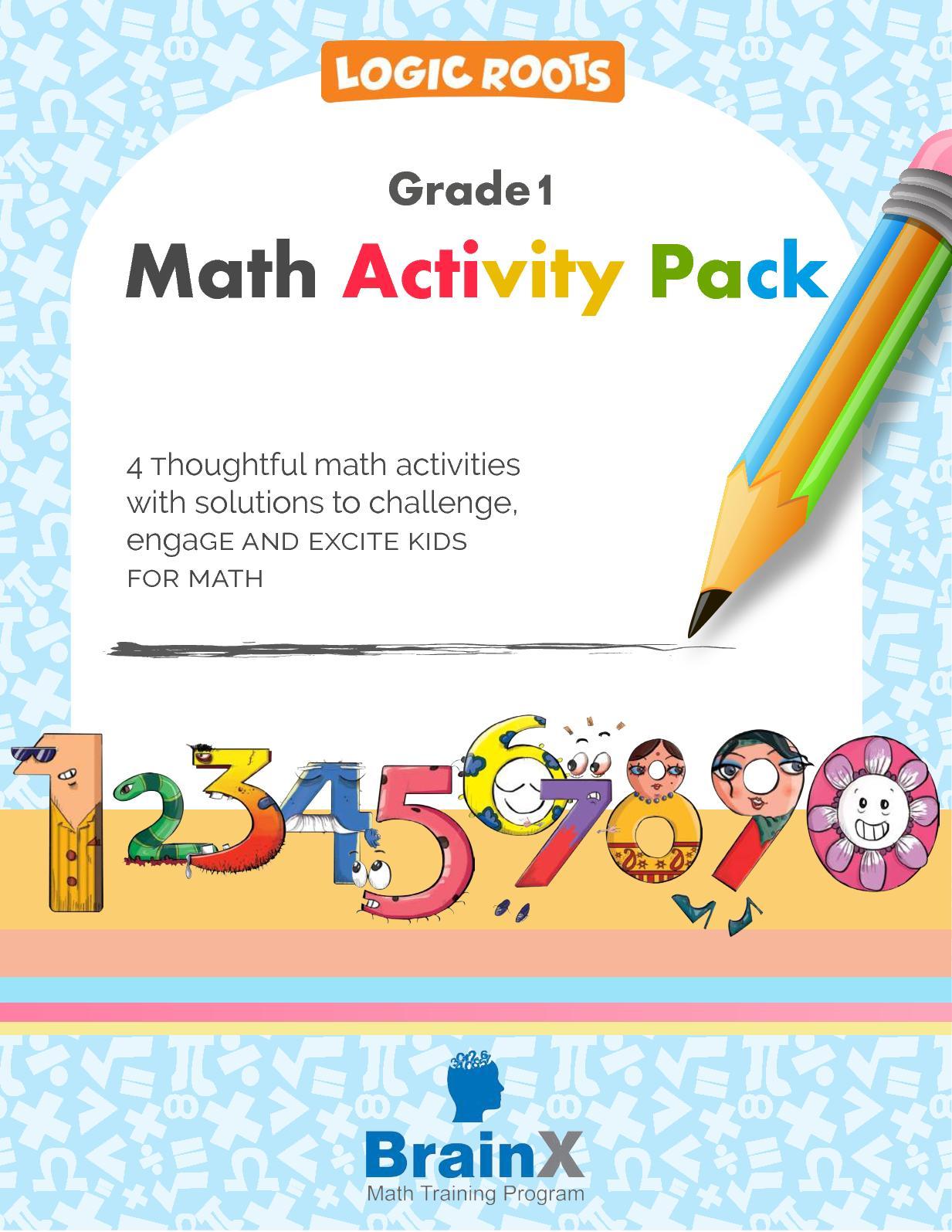 - Calaméo - 1st Grade Or First Grade Math Worksheets