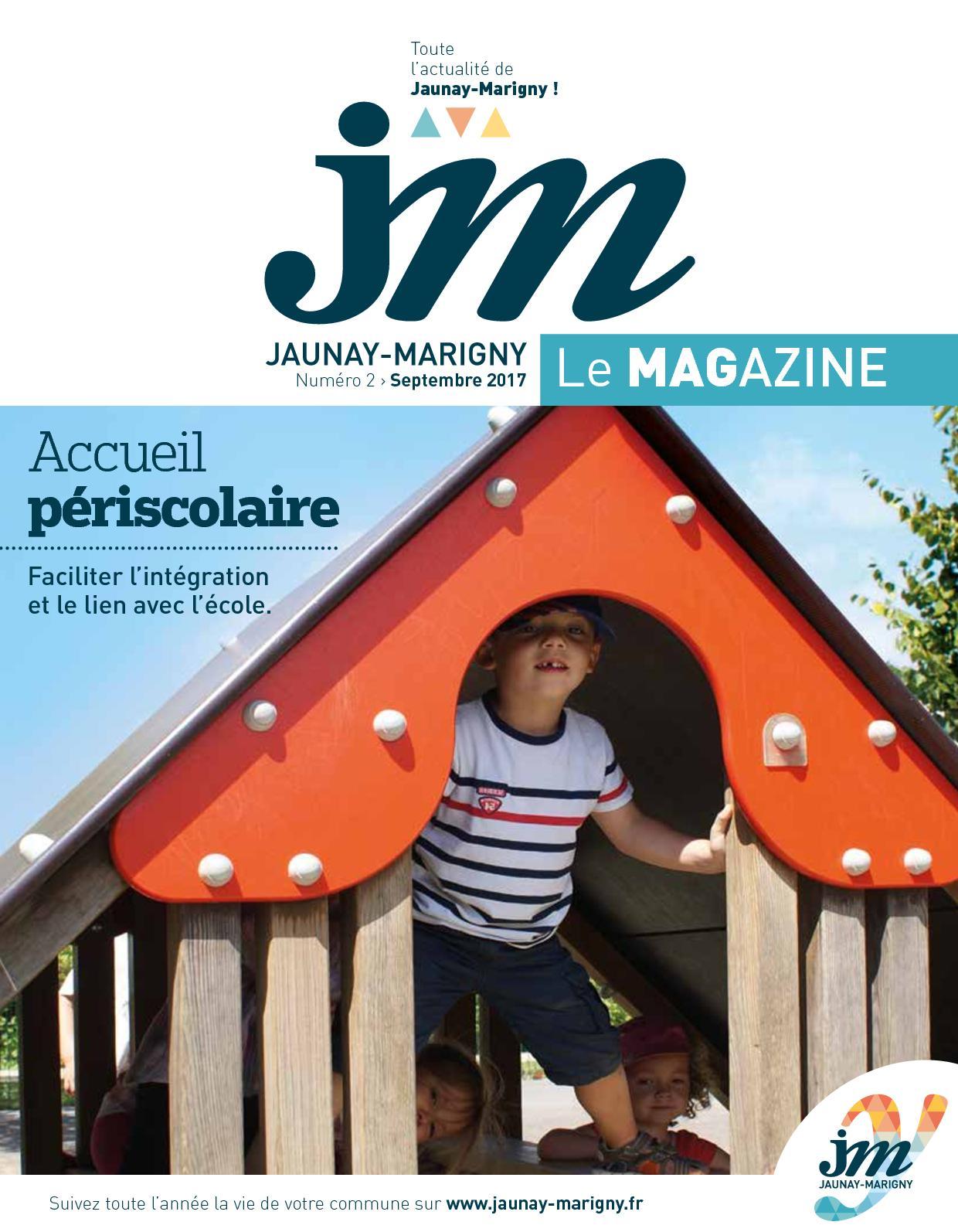 calam�o - jaunay-marigny, le magazine n�2