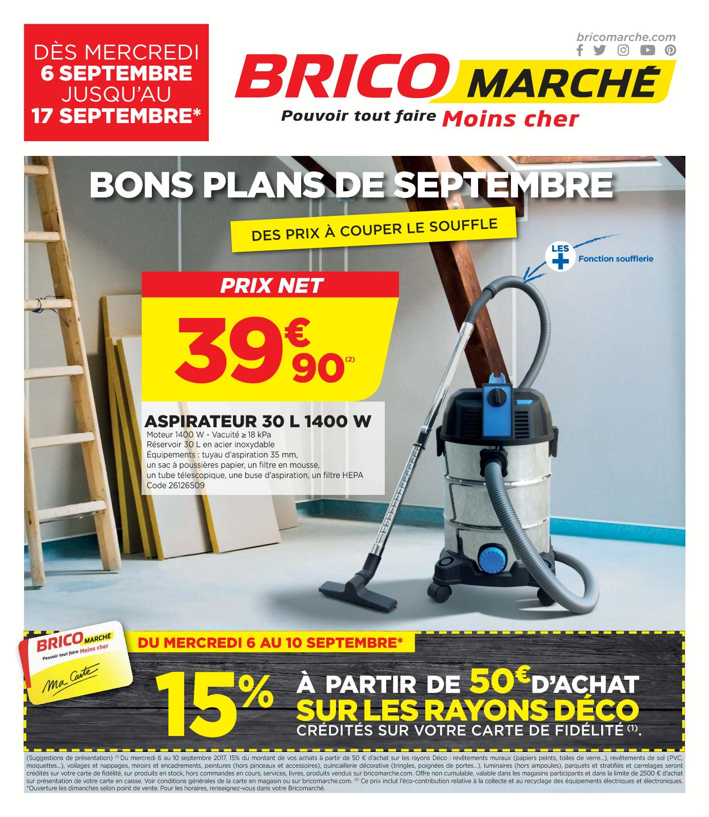 Calaméo Catalogue Bons Plans De Septembre