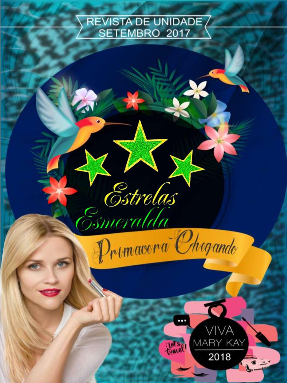 1cd3bce3bd Calaméo - Revista Unidade Estrelas Esmeraldas De Solone Rocha