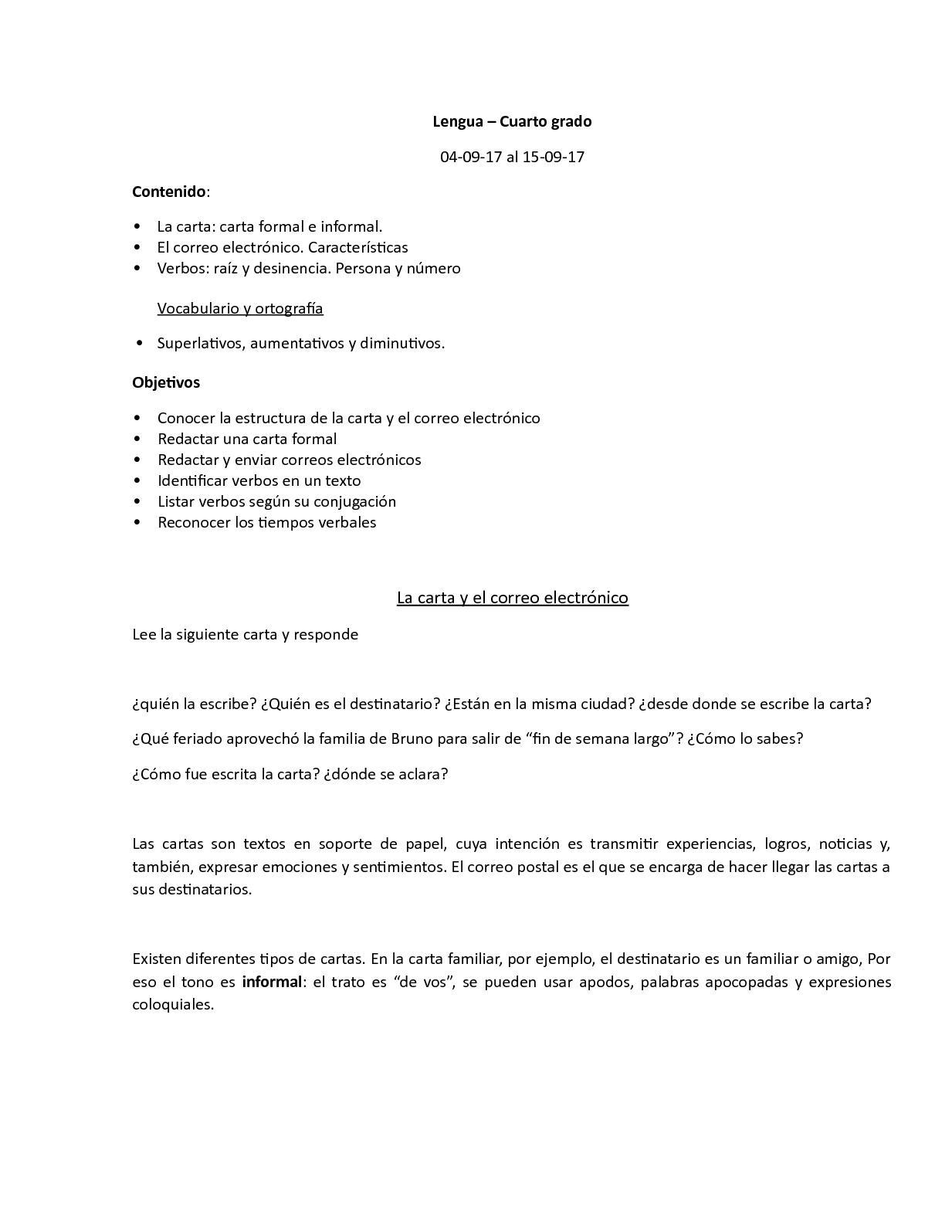Calameo 11 La Carta Lengua