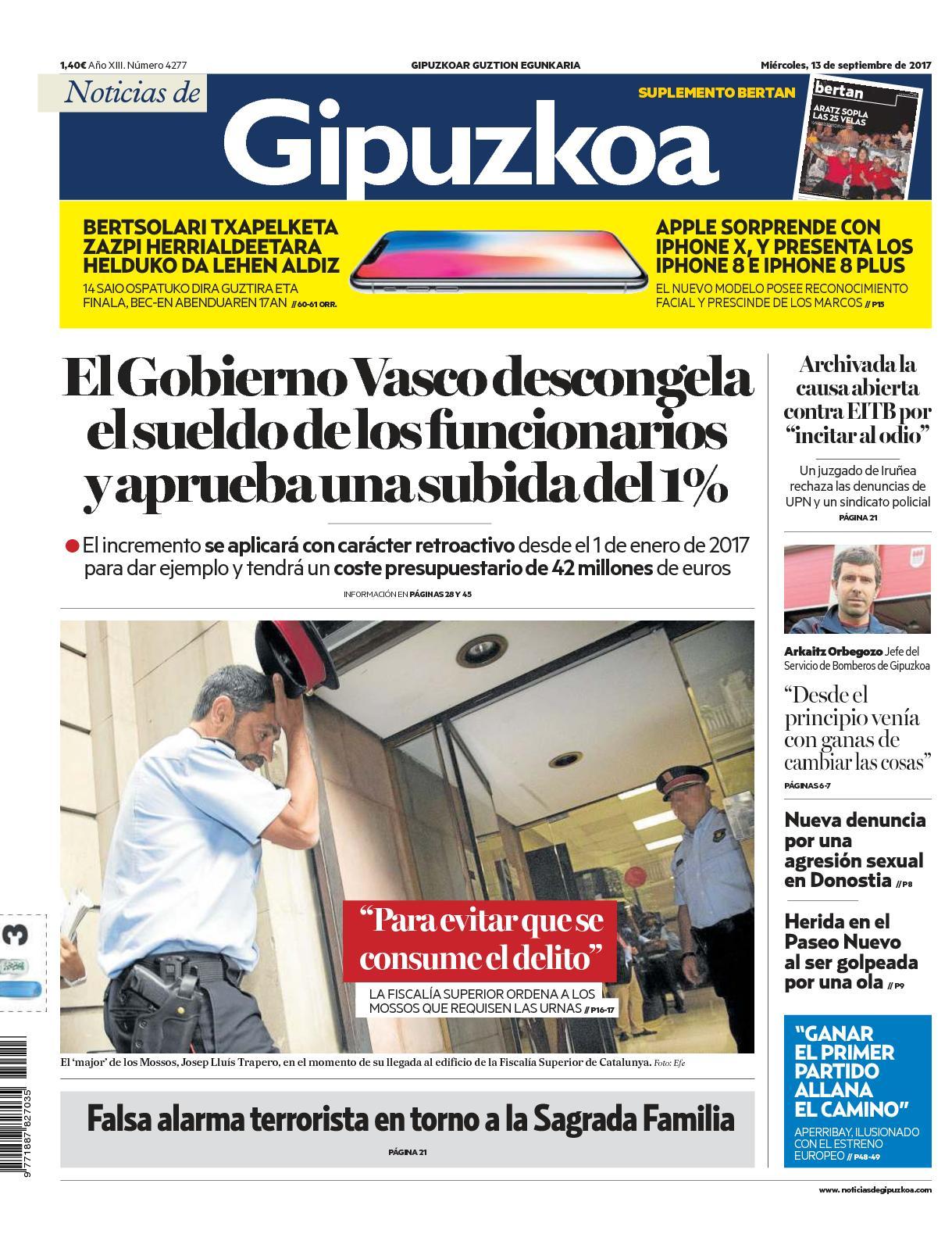 Calaméo - Noticias de Gipuzkoa 20170913