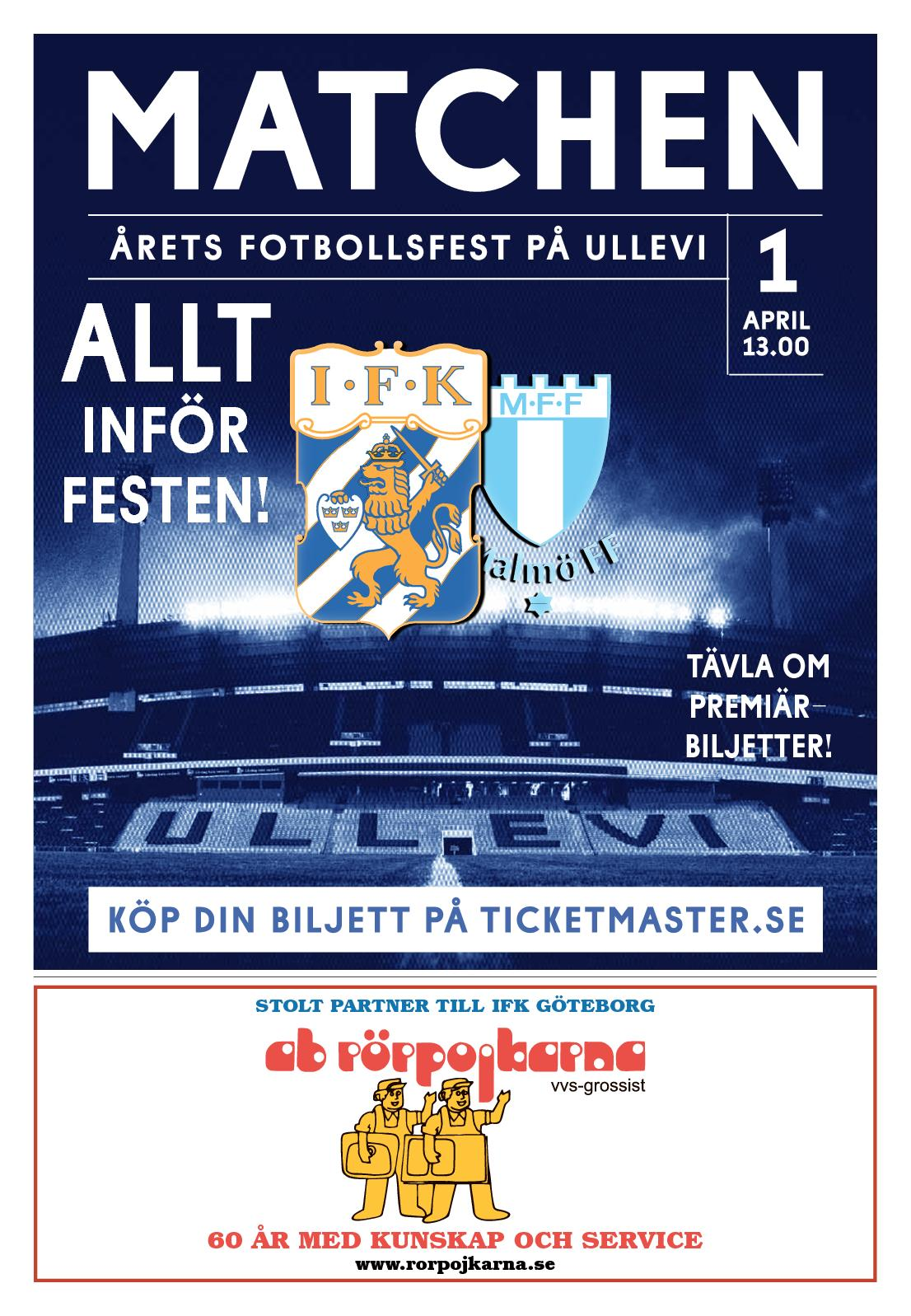 Calaméo - IFK Göteborg - Matchen 57d99f13fd2b2