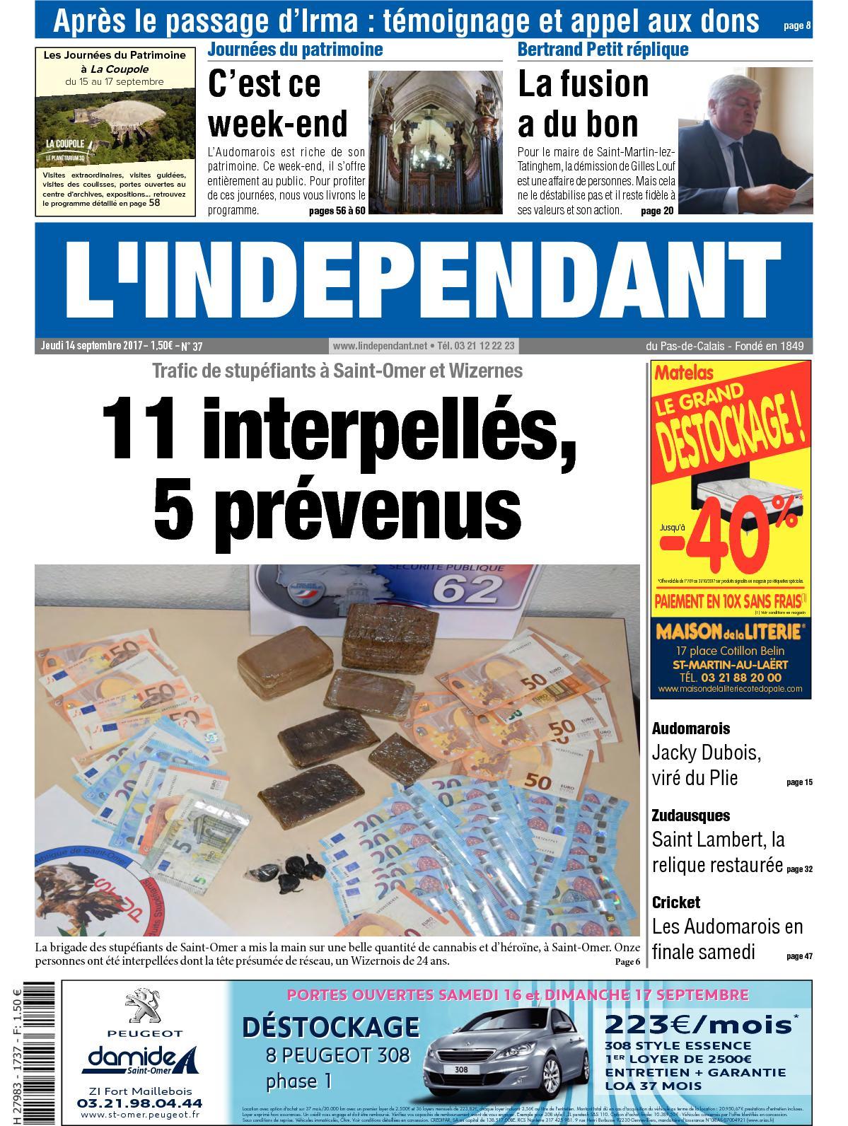 Calaméo - L indépendant Semaine 37 2017 686e1eb292ba