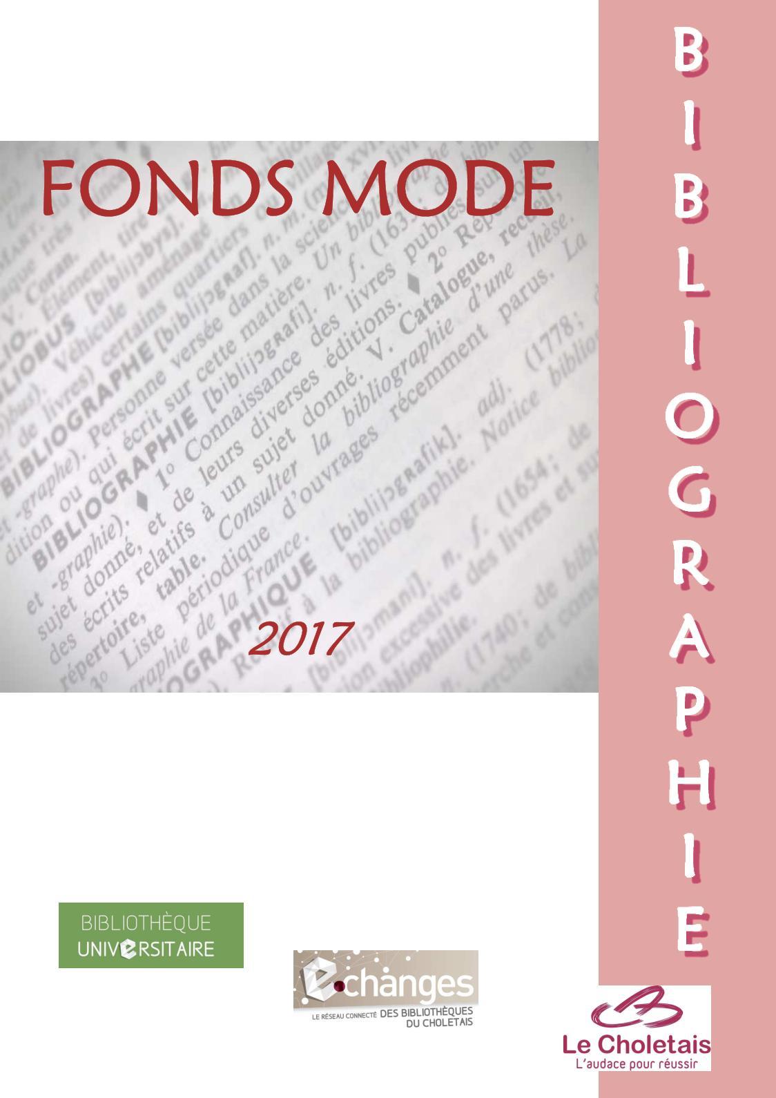 Calaméo - Biblio Mode Livre 2017 37a5a0cd08e4