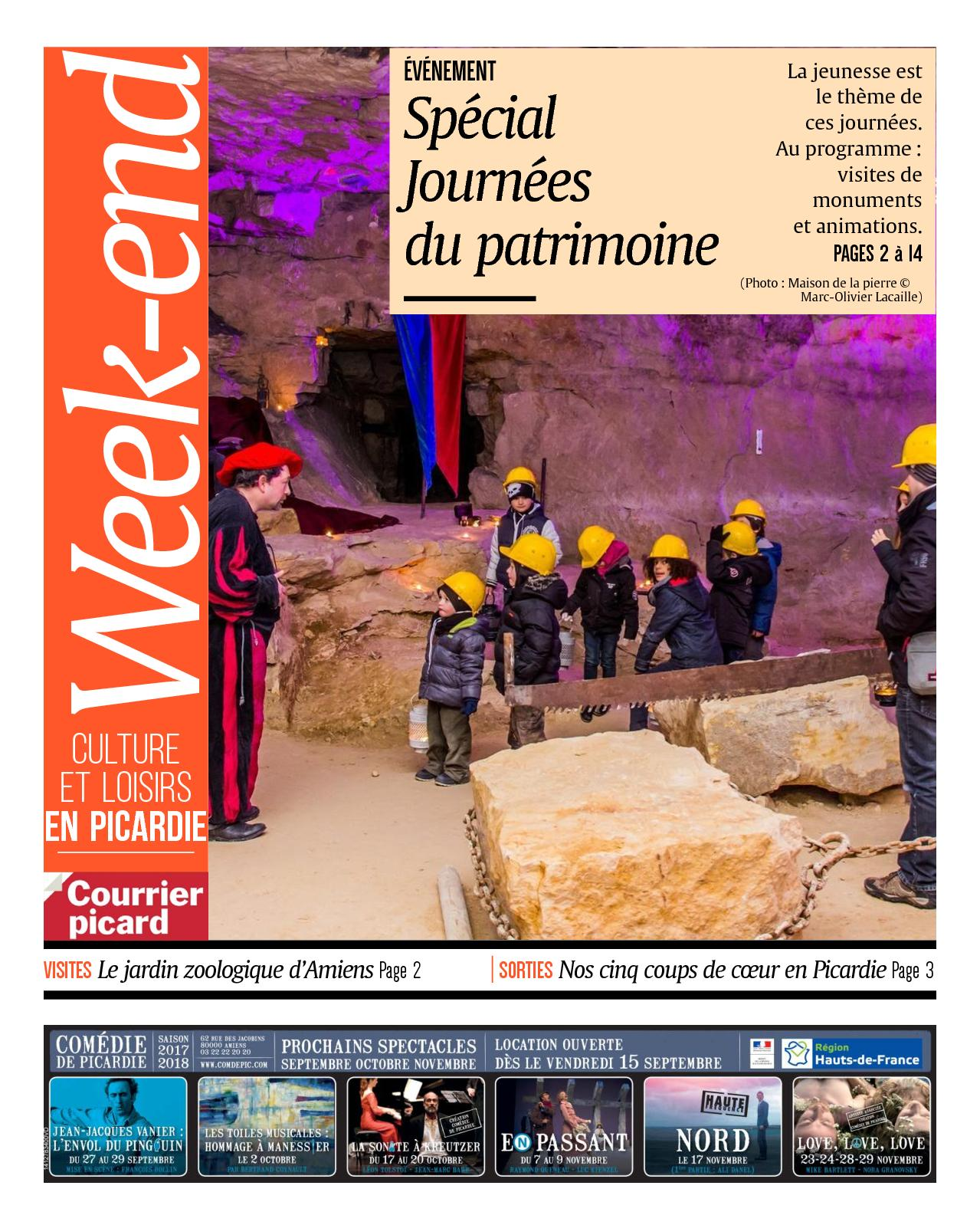 naissance courrier picard