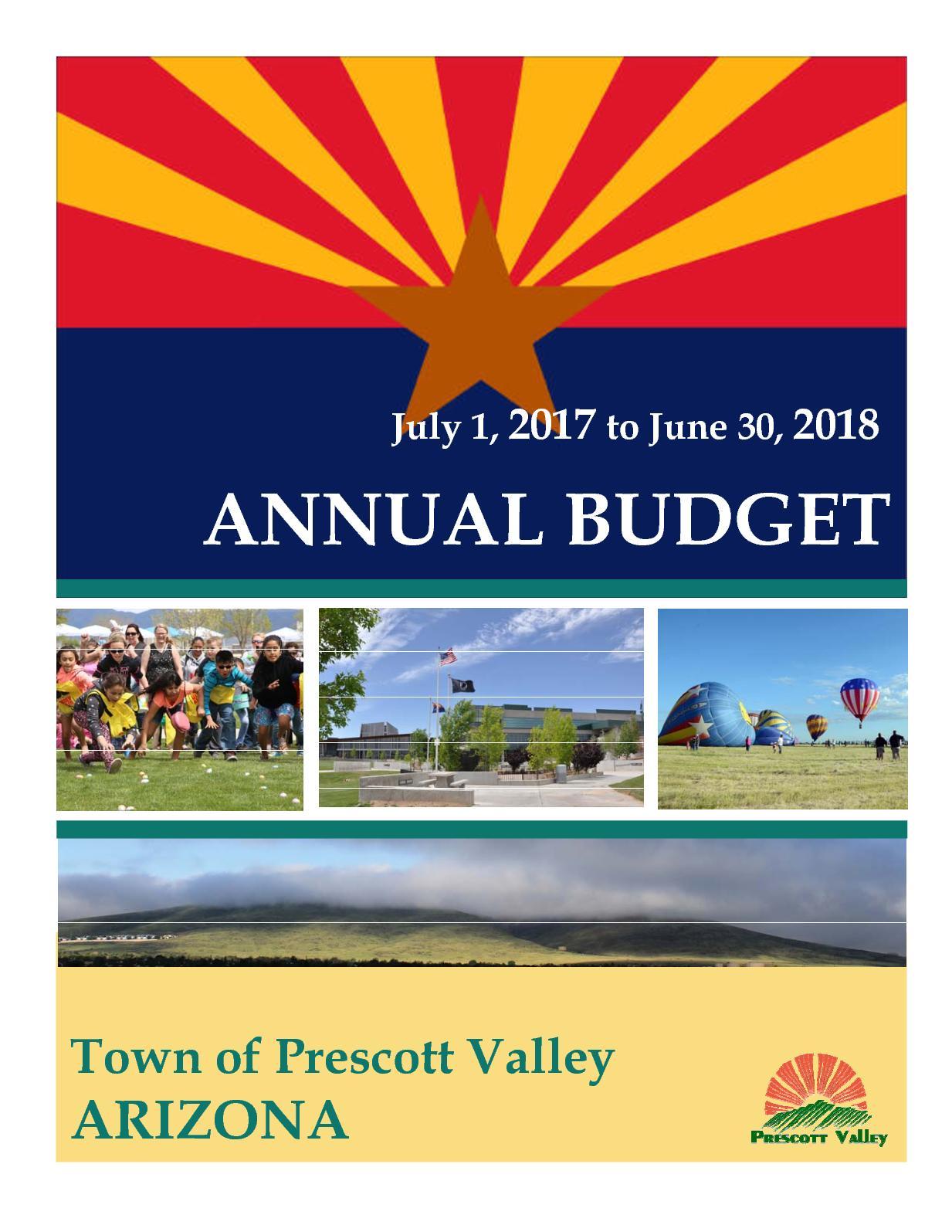 Calaméo - FY17-18 Annual Budget on