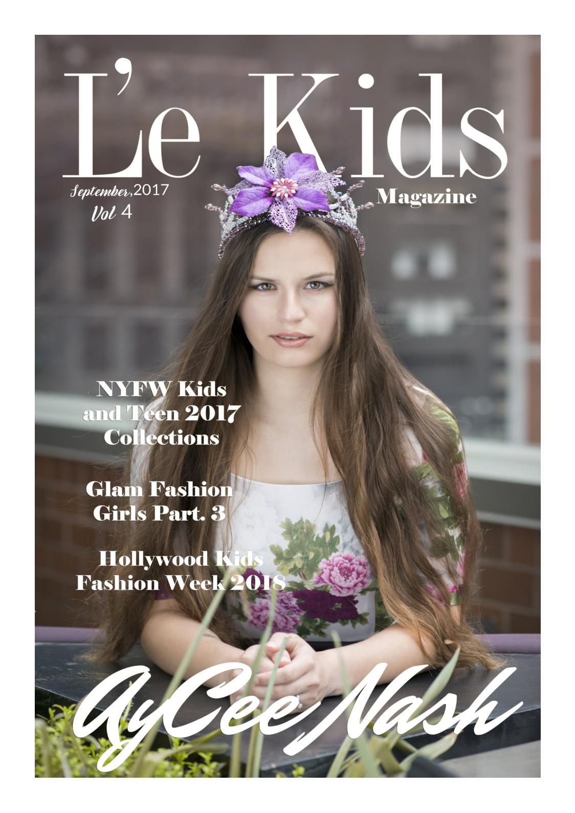 Le Kids September Edition