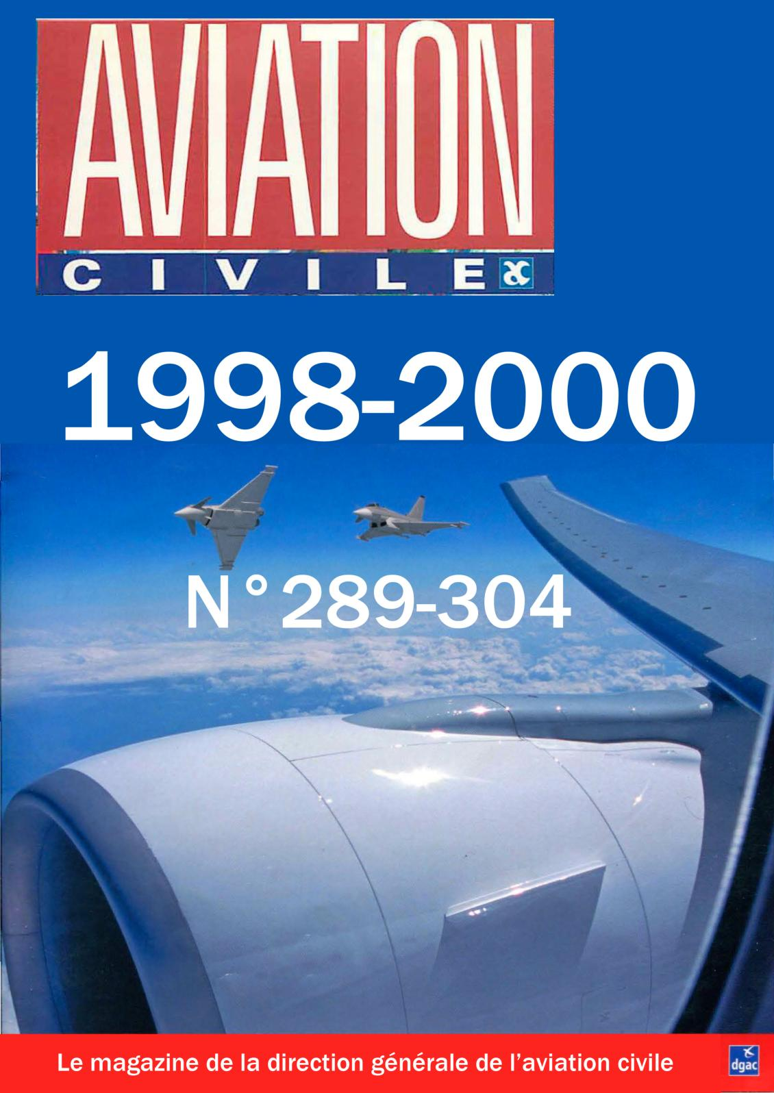 newest collection 7caae ac70b Calaméo - 1998 2000 Aviation Civile 289 304