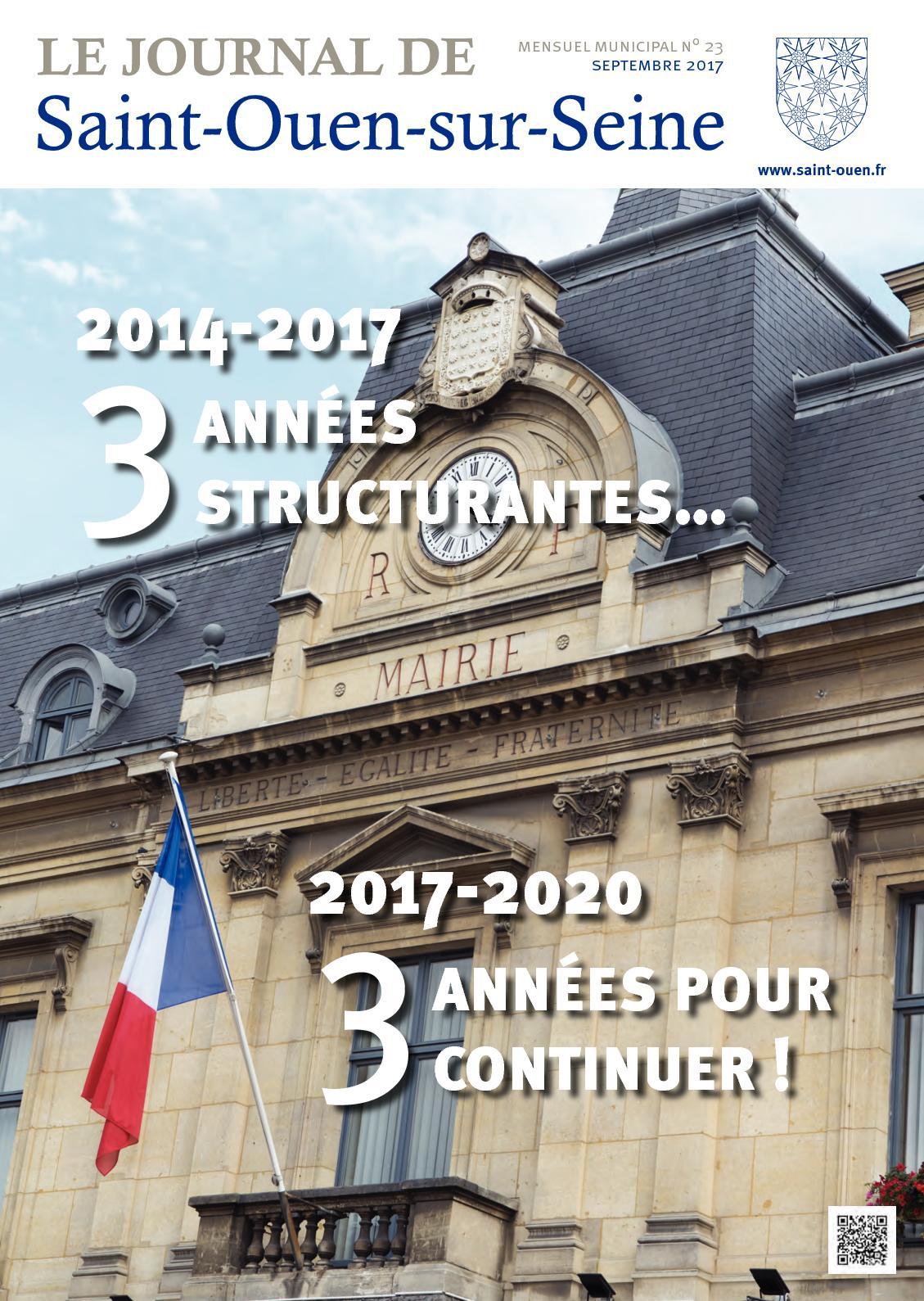 de Ouen ° Calaméo de 2017 23 El Diario Saint de Seinen septiembre Sur 5Aqc4R3jSL