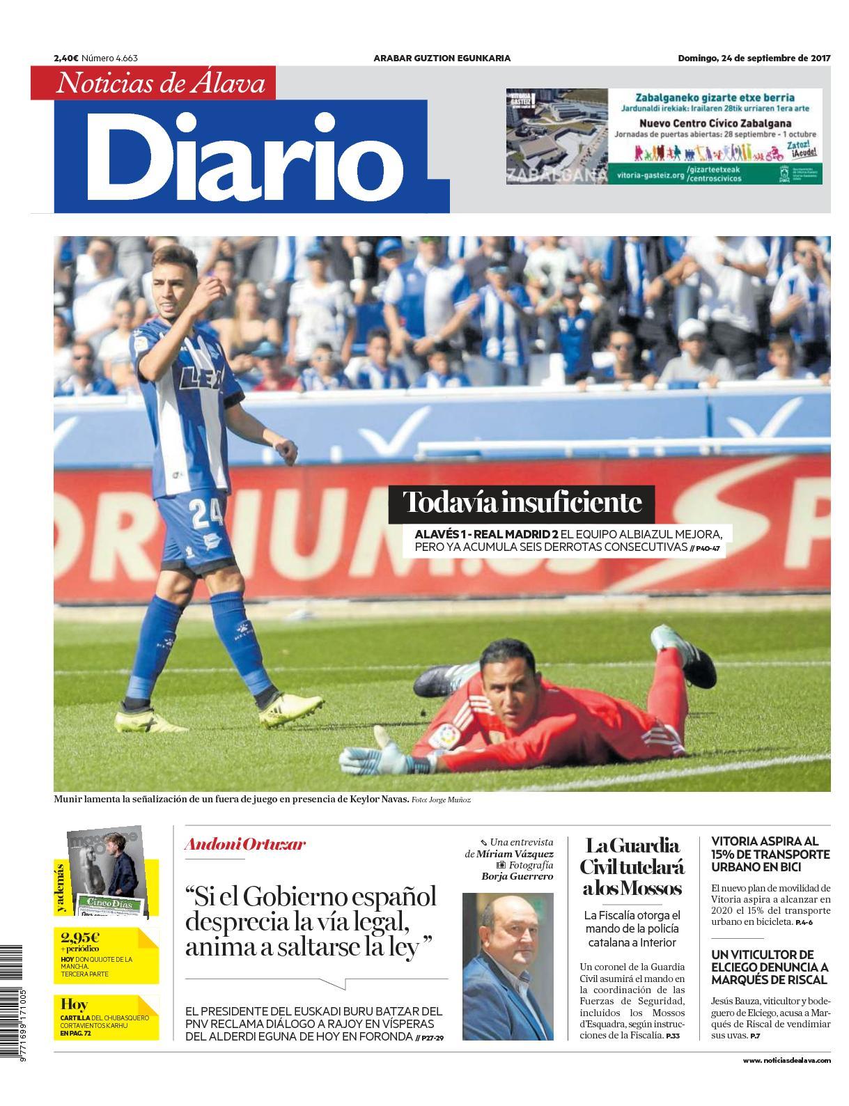Calameo Diario De Noticias De Alava 20170924