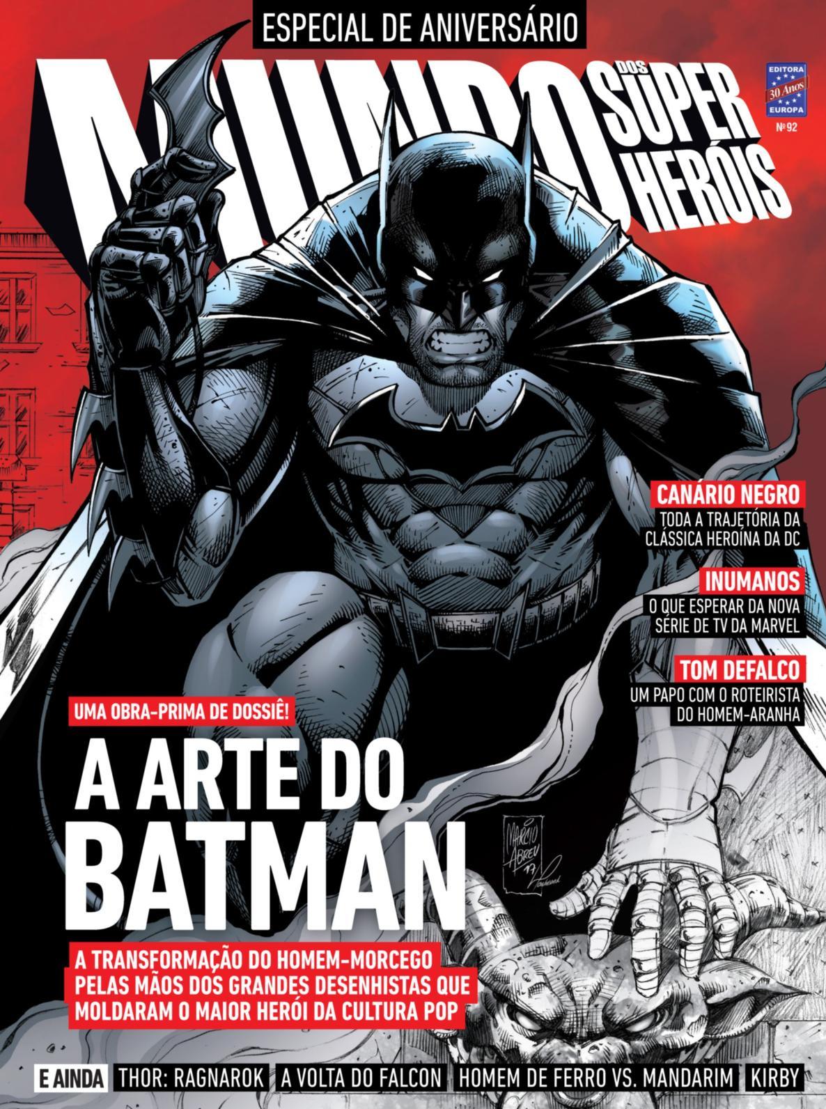 Calaméo - Revista Mundo dos Super Heróis │Edição 92 │Agosto 2017 4162a8303d3