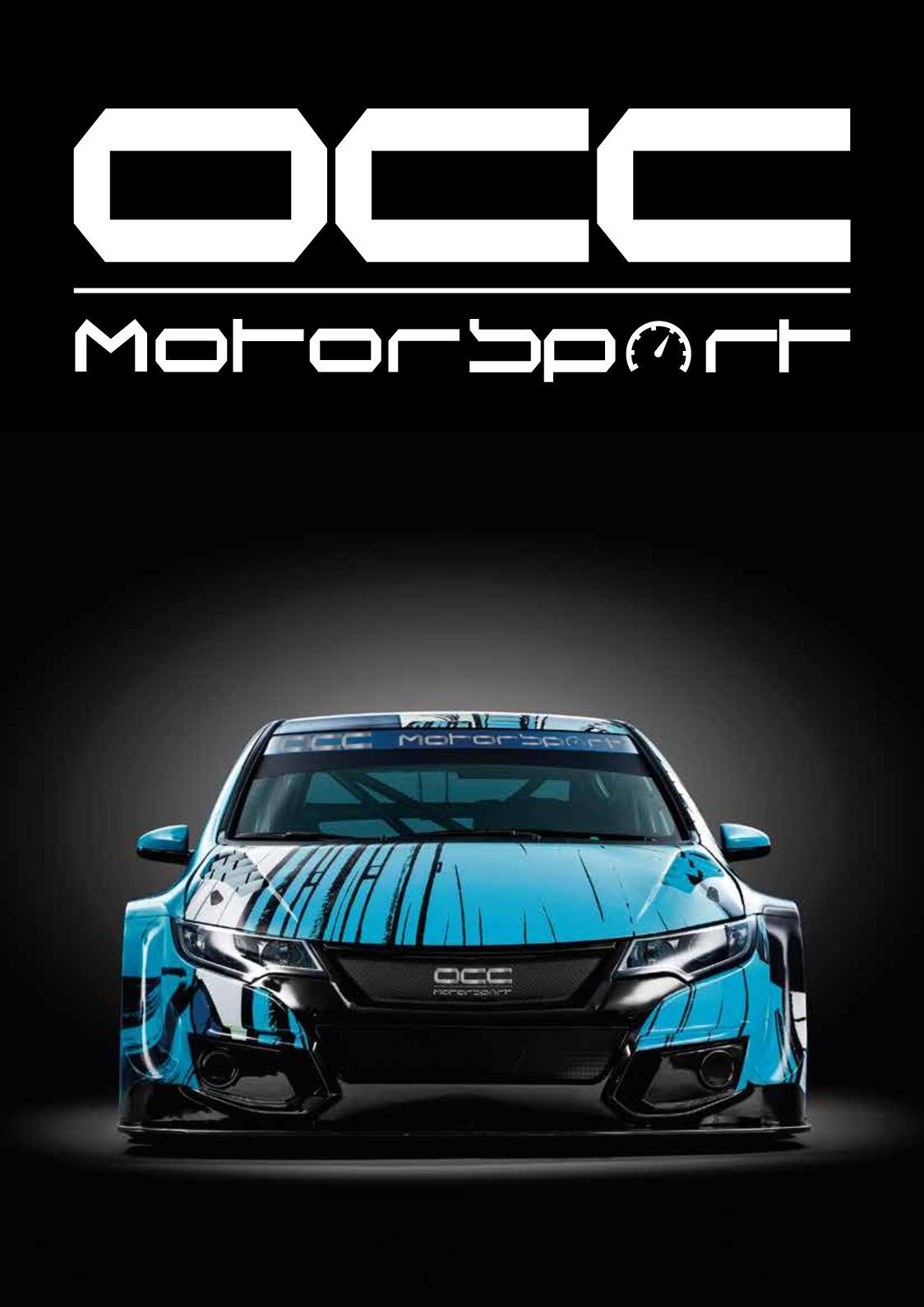 Occ Motorsport occrc006/CIERRRE Capo Aero Black