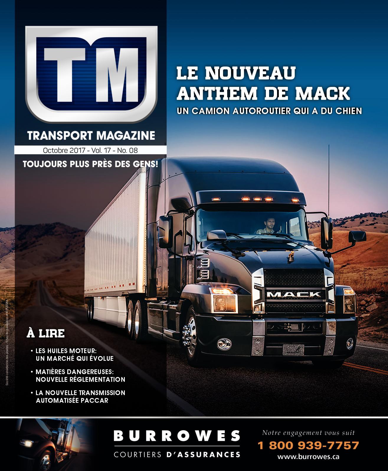 Calaméo - Transport Magazine - Octobre 2017