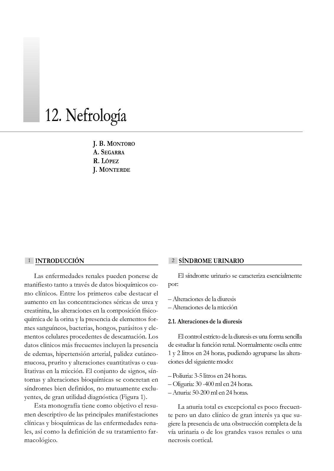 Diagnóstico de nefrosclerosis hipertensiva