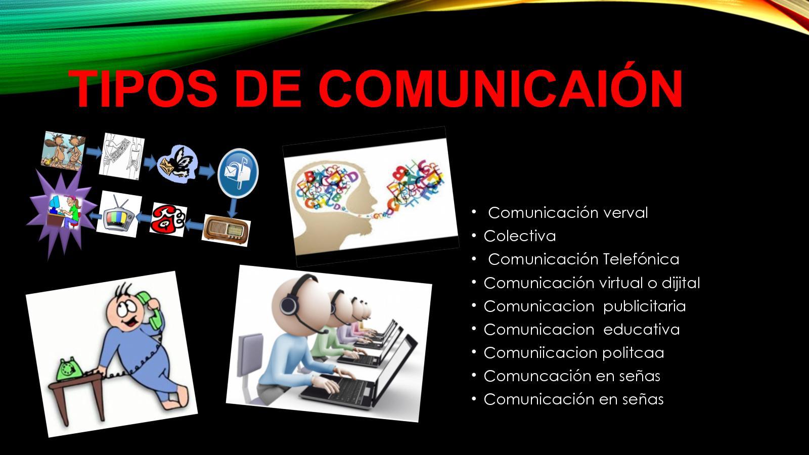 Calaméo Tipos De Comunicacion Power Point