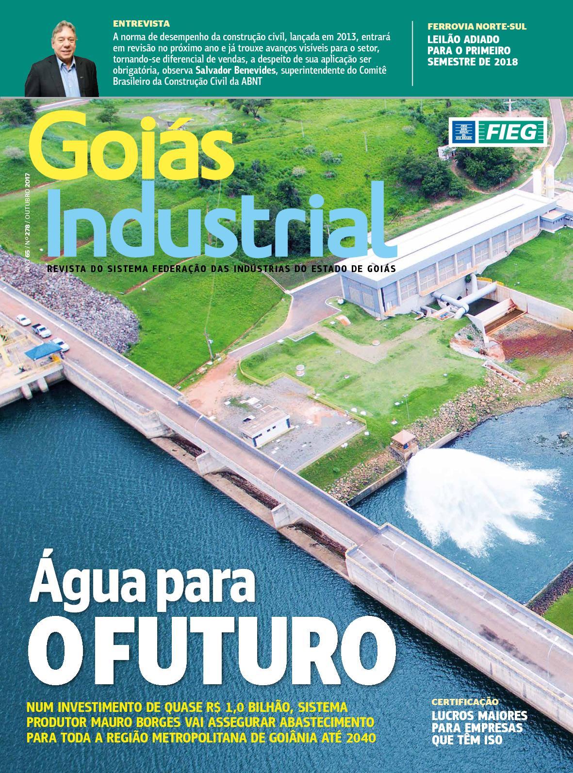 Calaméo - Revista Goias Industrial 278 Final Web 0ecf84b565