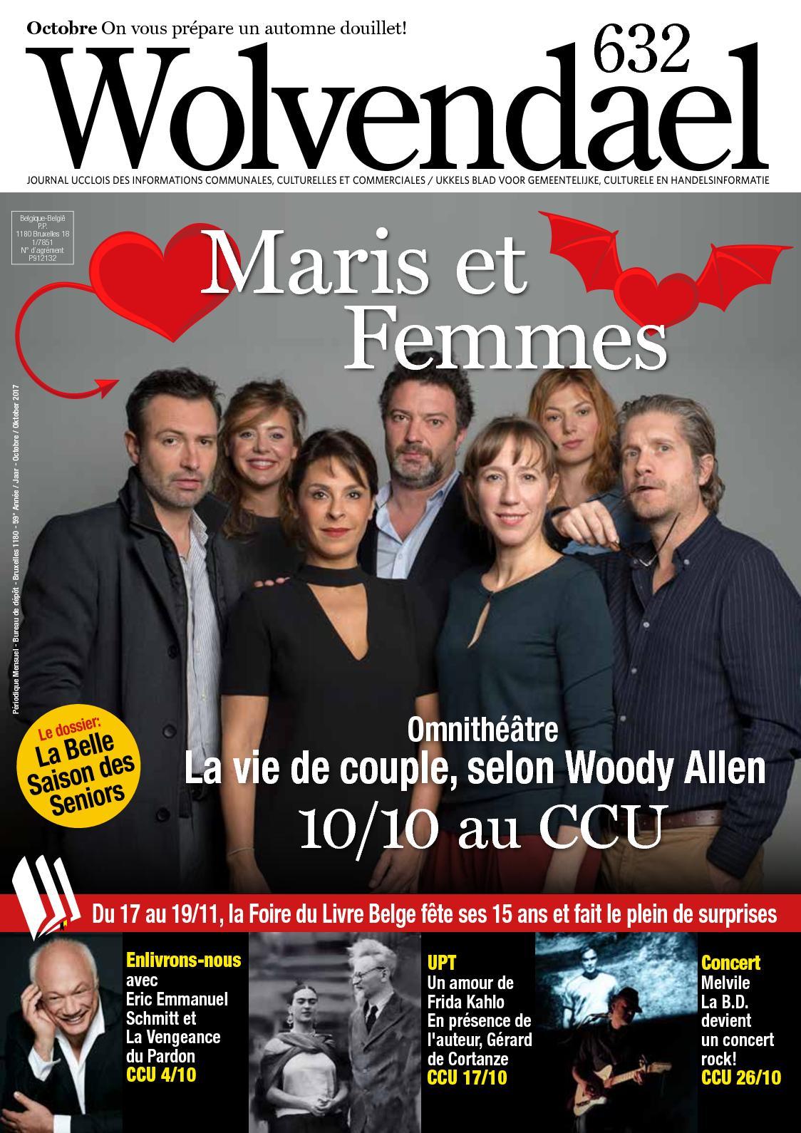 Calaméo - Wolvendael magazine N° 632 octobre 2017 1aaee6dcf3a