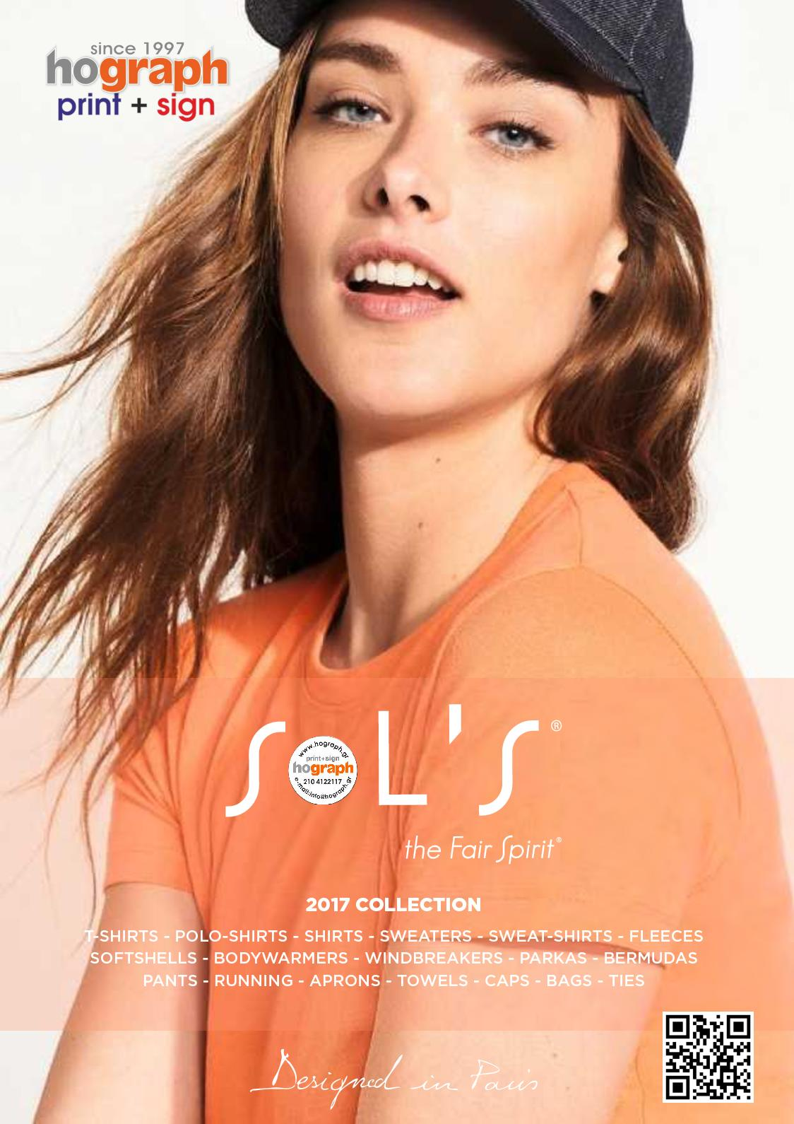 3ee86547162 Calaméo - Sols Collection 2017 Opt