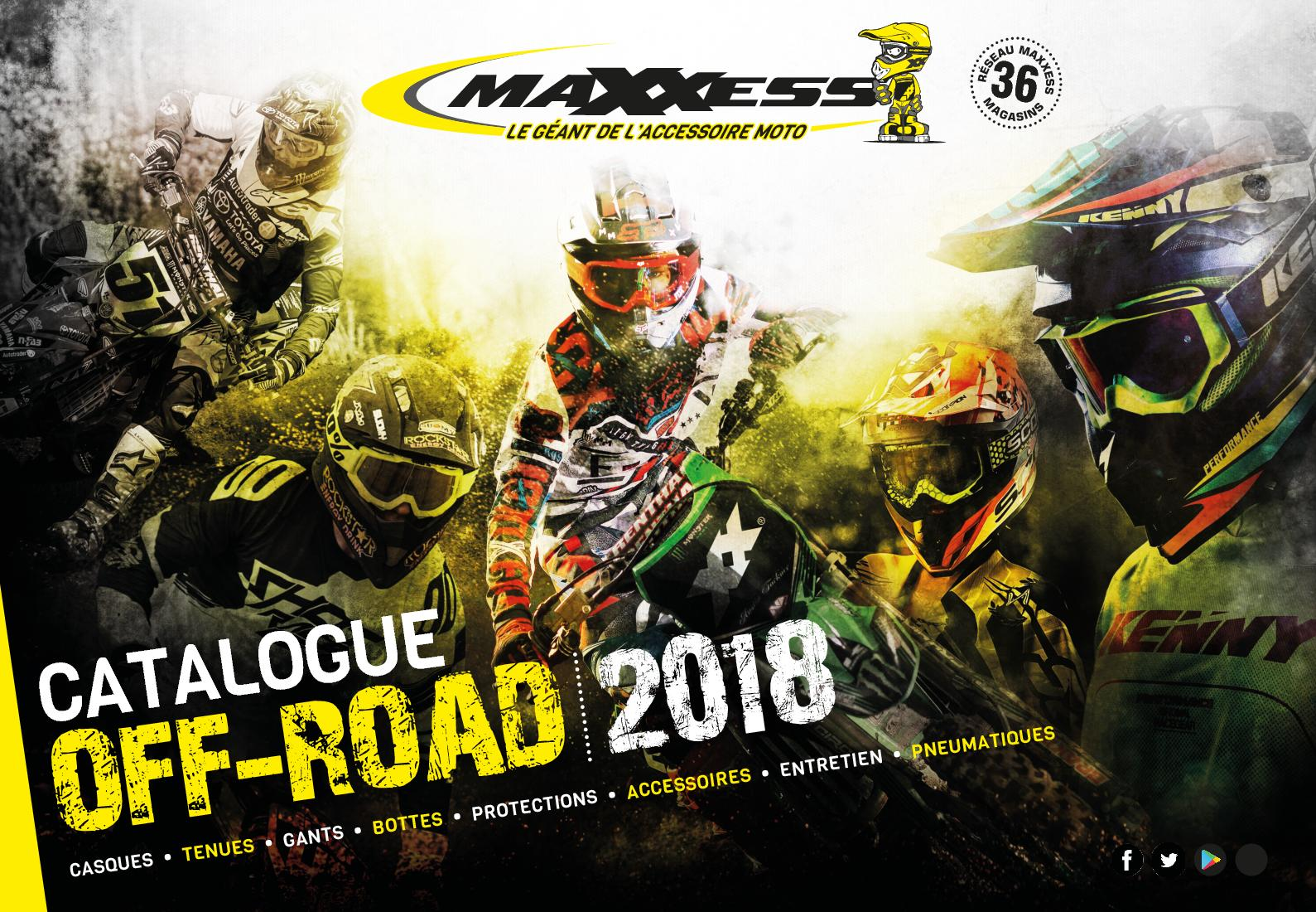 Calaméo - Catalogue MAXXESS OFF ROAD 2018 4a7340c5c55