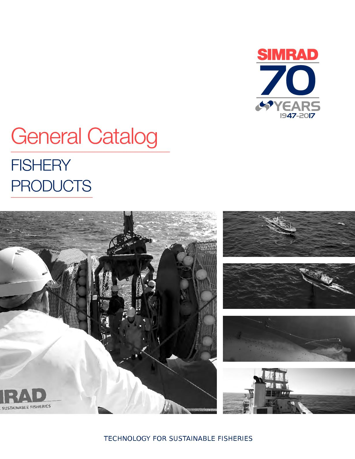 Calaméo - Simrad Fisheries Fishery Products