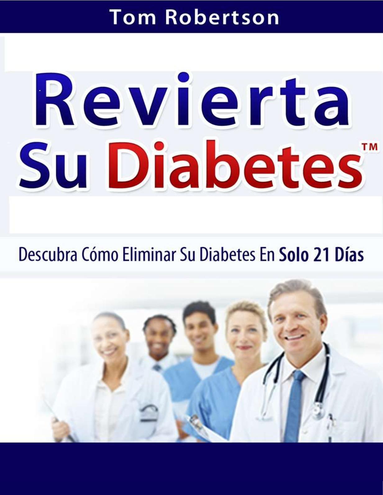 revierta su diabetes naturalmente