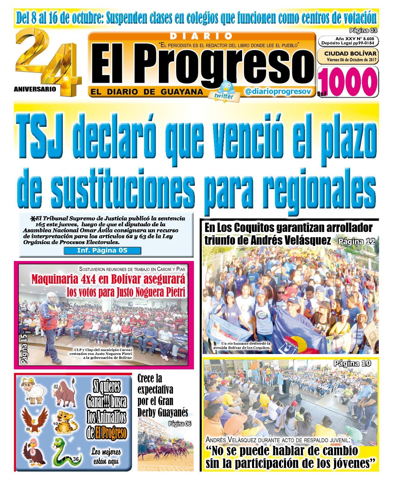 5acf266a7 Calaméo - Diarioelprogreso2017 10 06