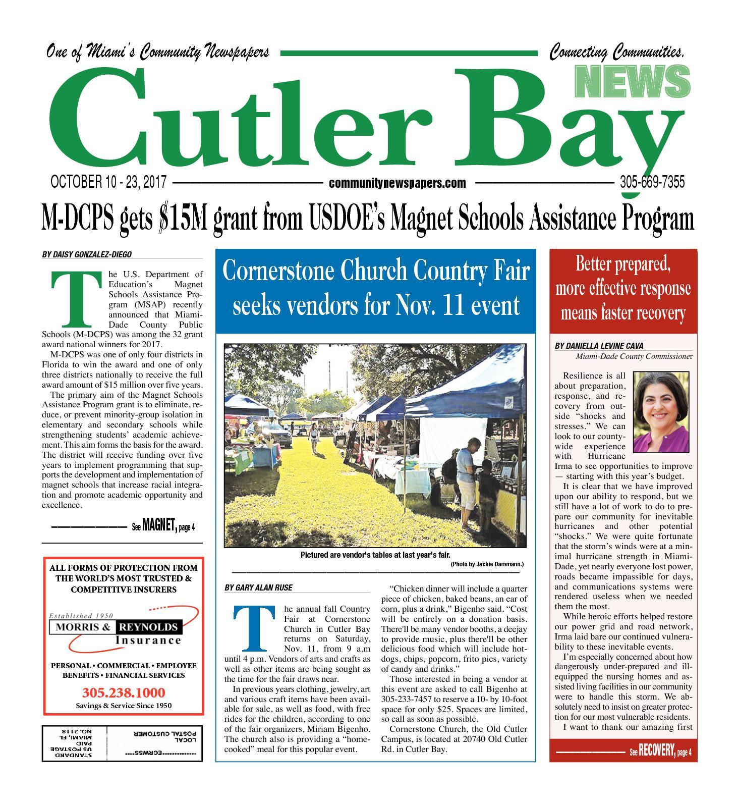 Calaméo - Cutler Bay News 10 10 2017