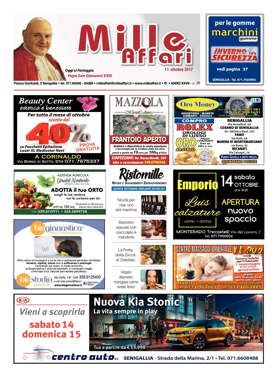 Calaméo - Milleaffari N°39 Del 11.10.17 9793a86d12d