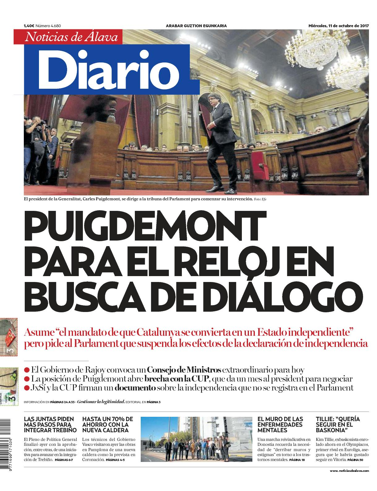 Calaméo Diario de Noticias de Álava 20171011